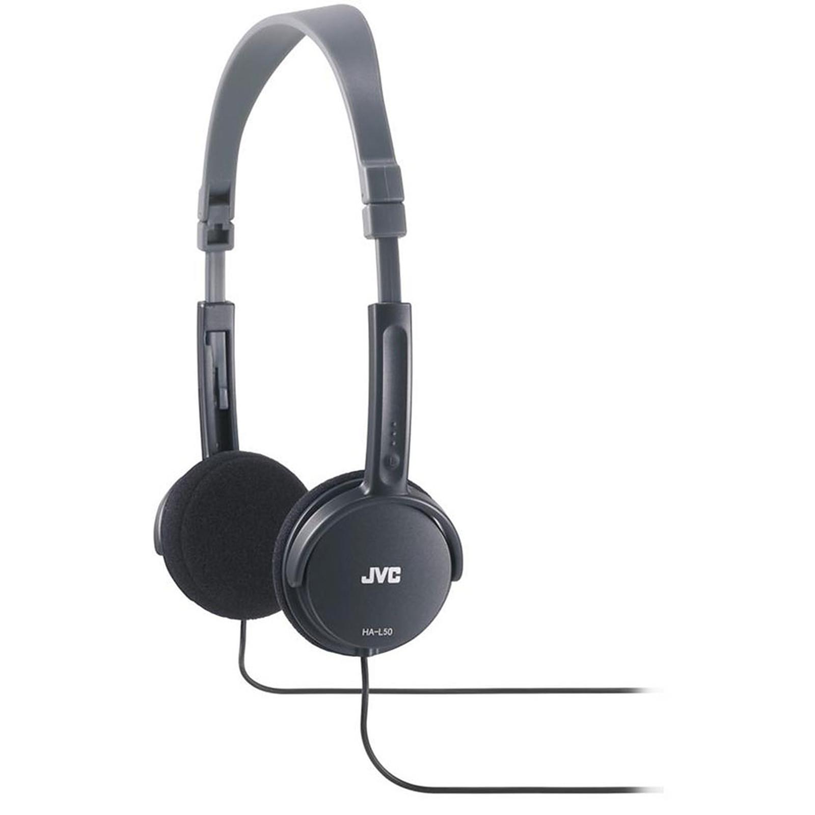 JVC HA-L50 Negro