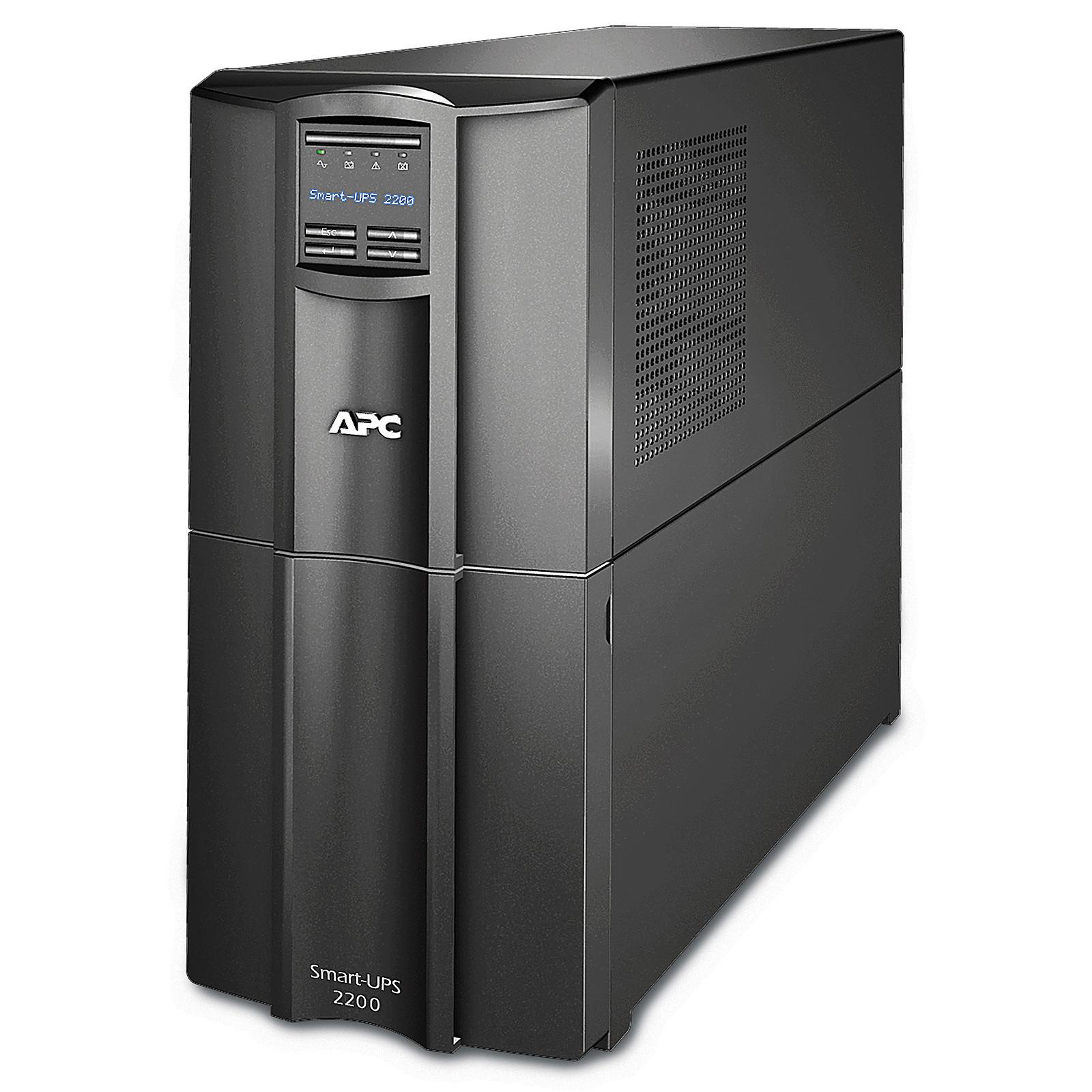 APC Smart-UPS 2200VA LCD 230V Smart Connect