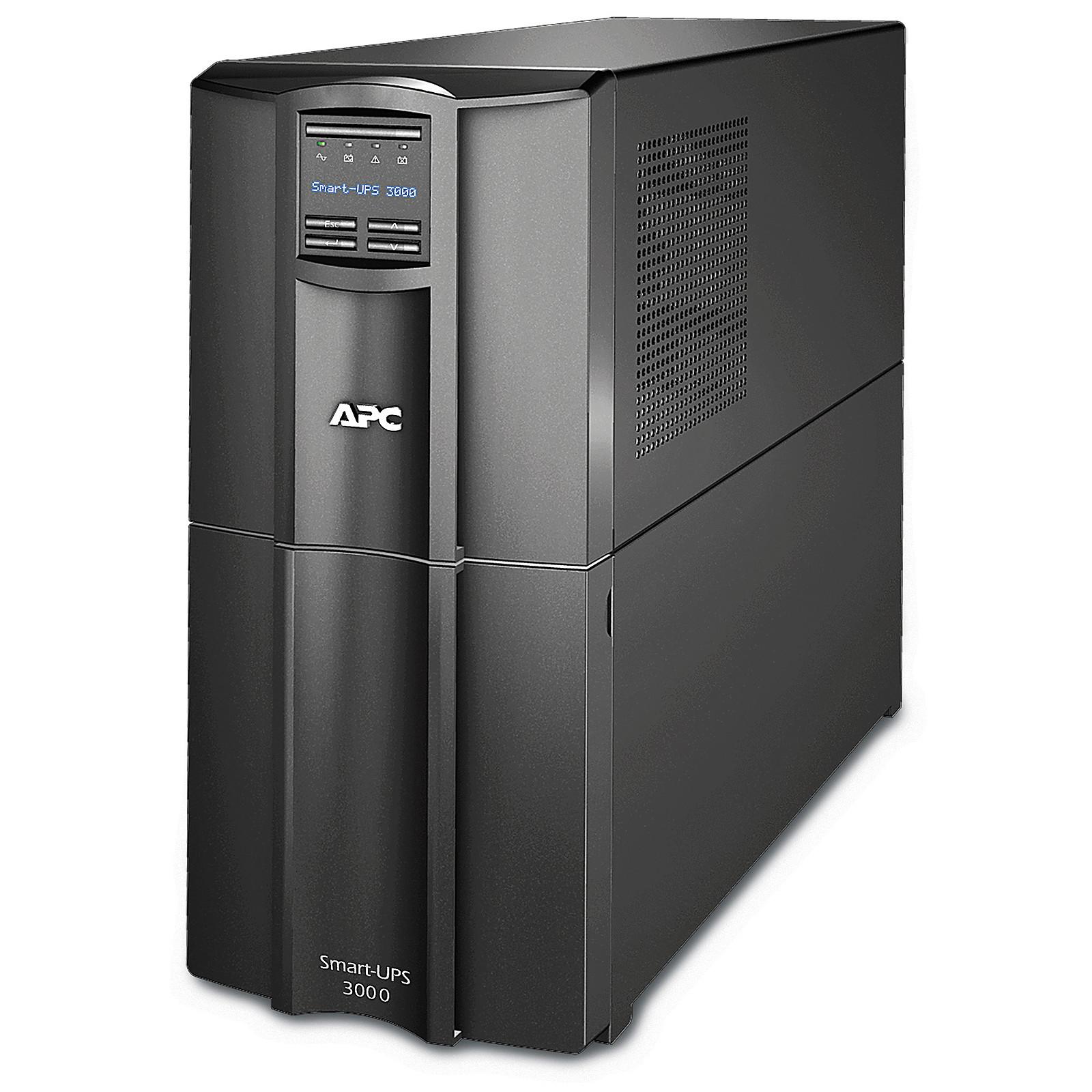 APC Smart-UPS 3000VA LCD 230V Smart Connect