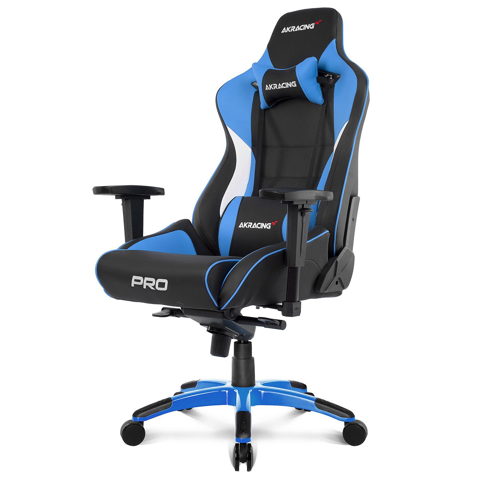 AKRacing Master Pro (noir/bleu)