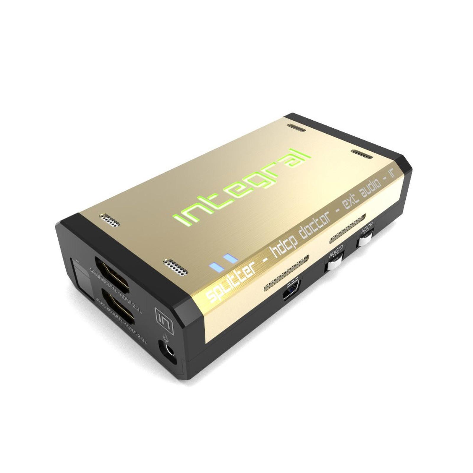 HDfury Integral 4K60 4:4:4 600MHz