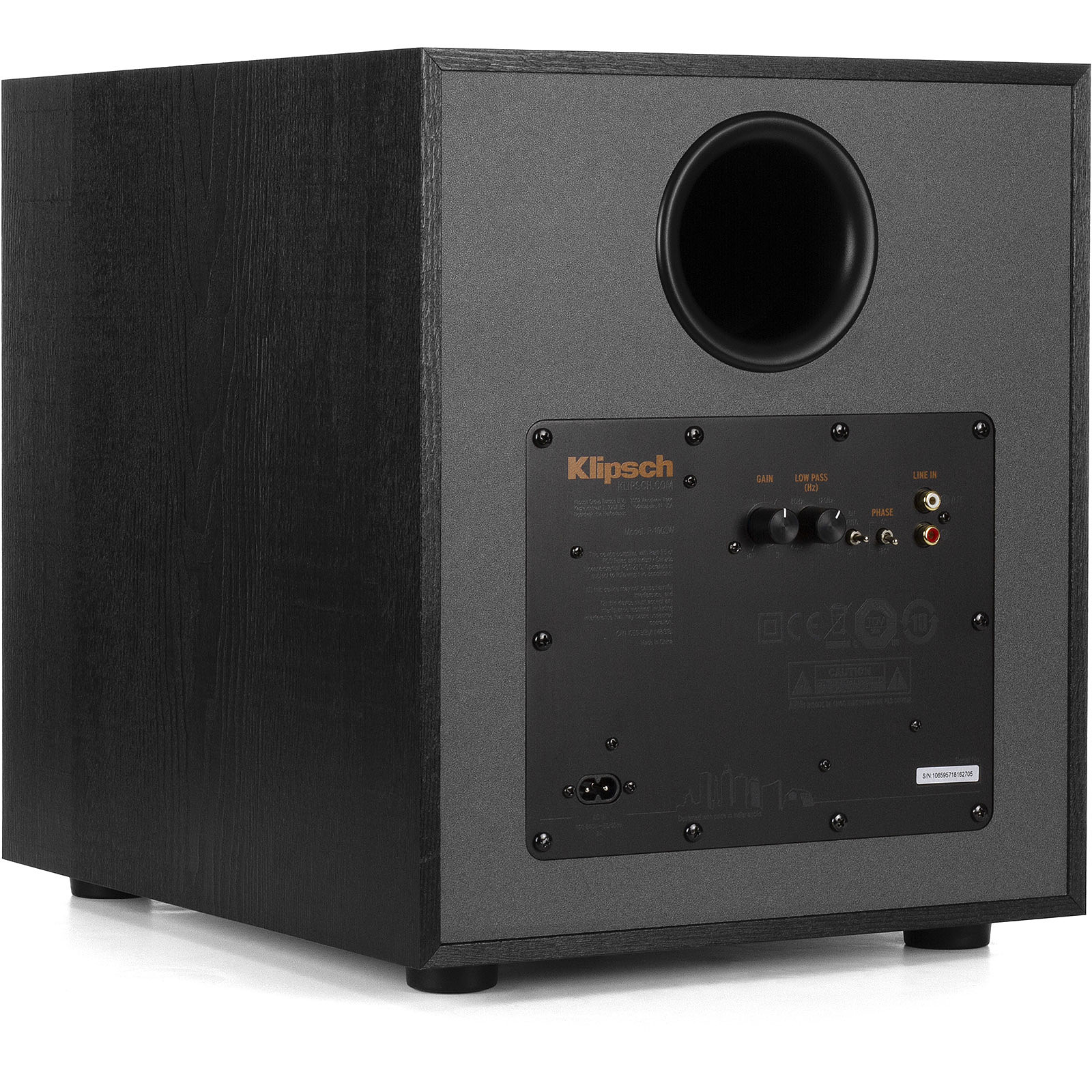 How to connect subwoofer to receiver without subwoofer output