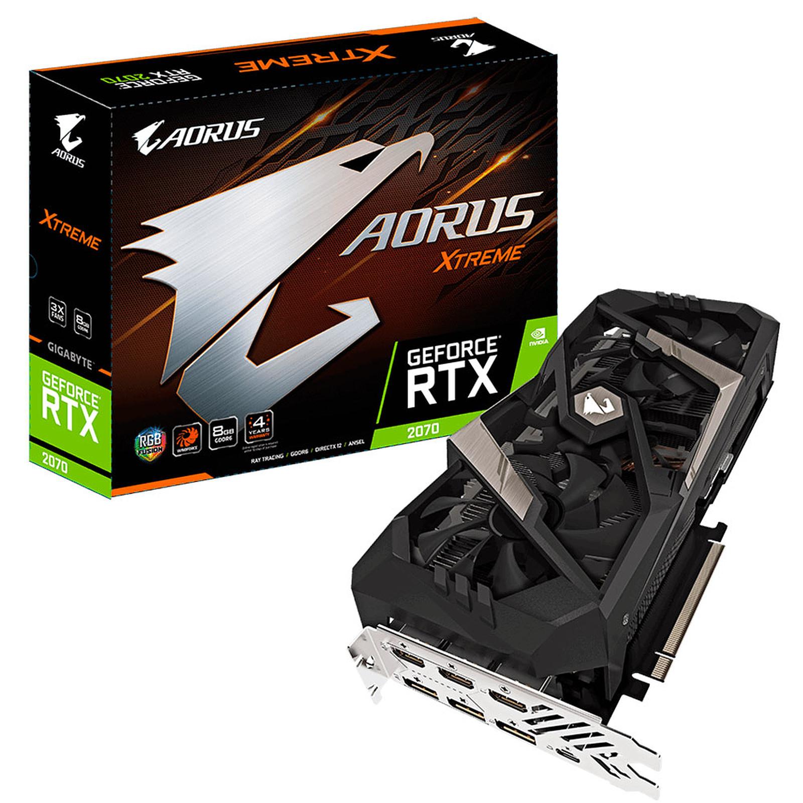 Gigabyte AORUS GeForce RTX 2070 XTREME 8G
