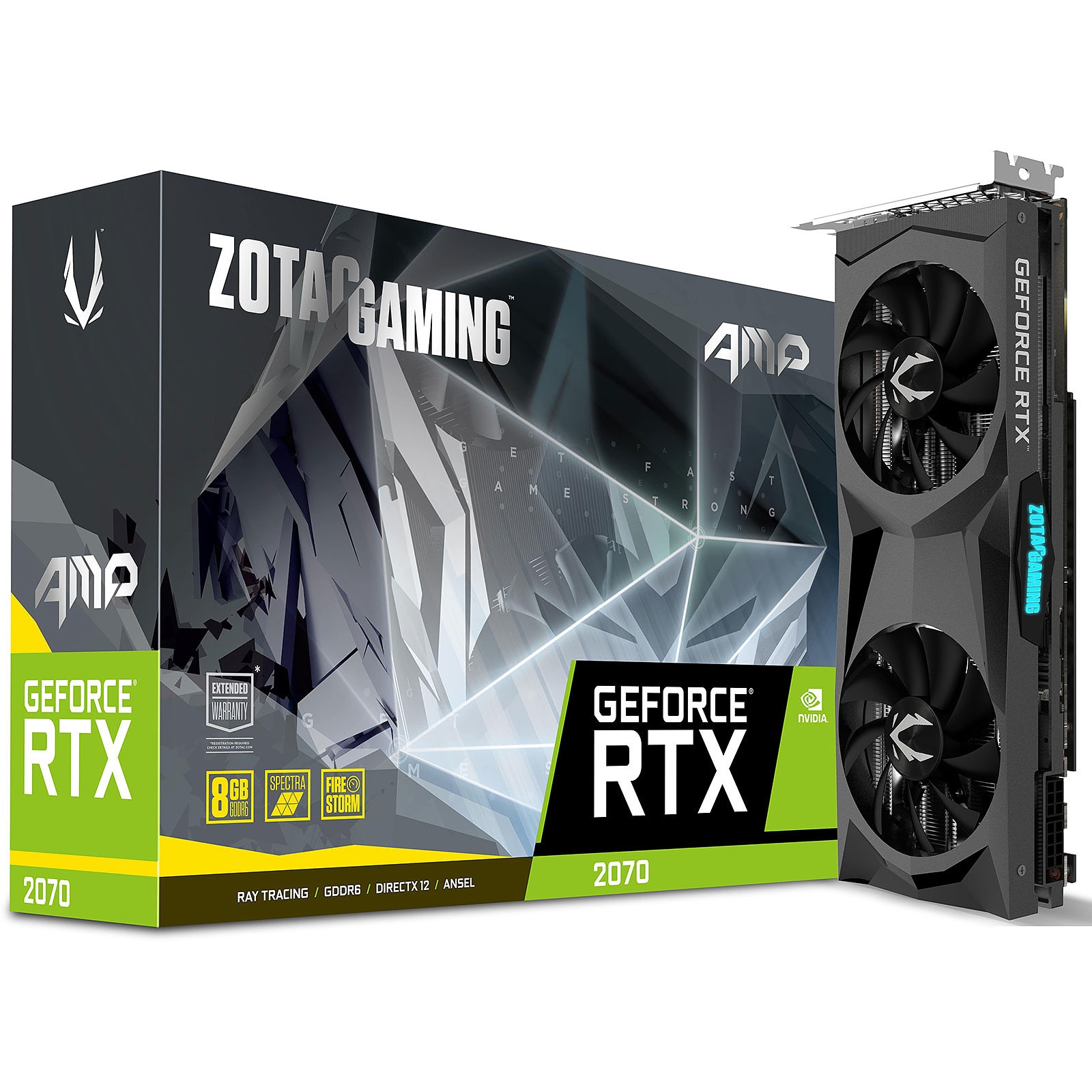 ZOTAC GeForce RTX 2070 AMP!