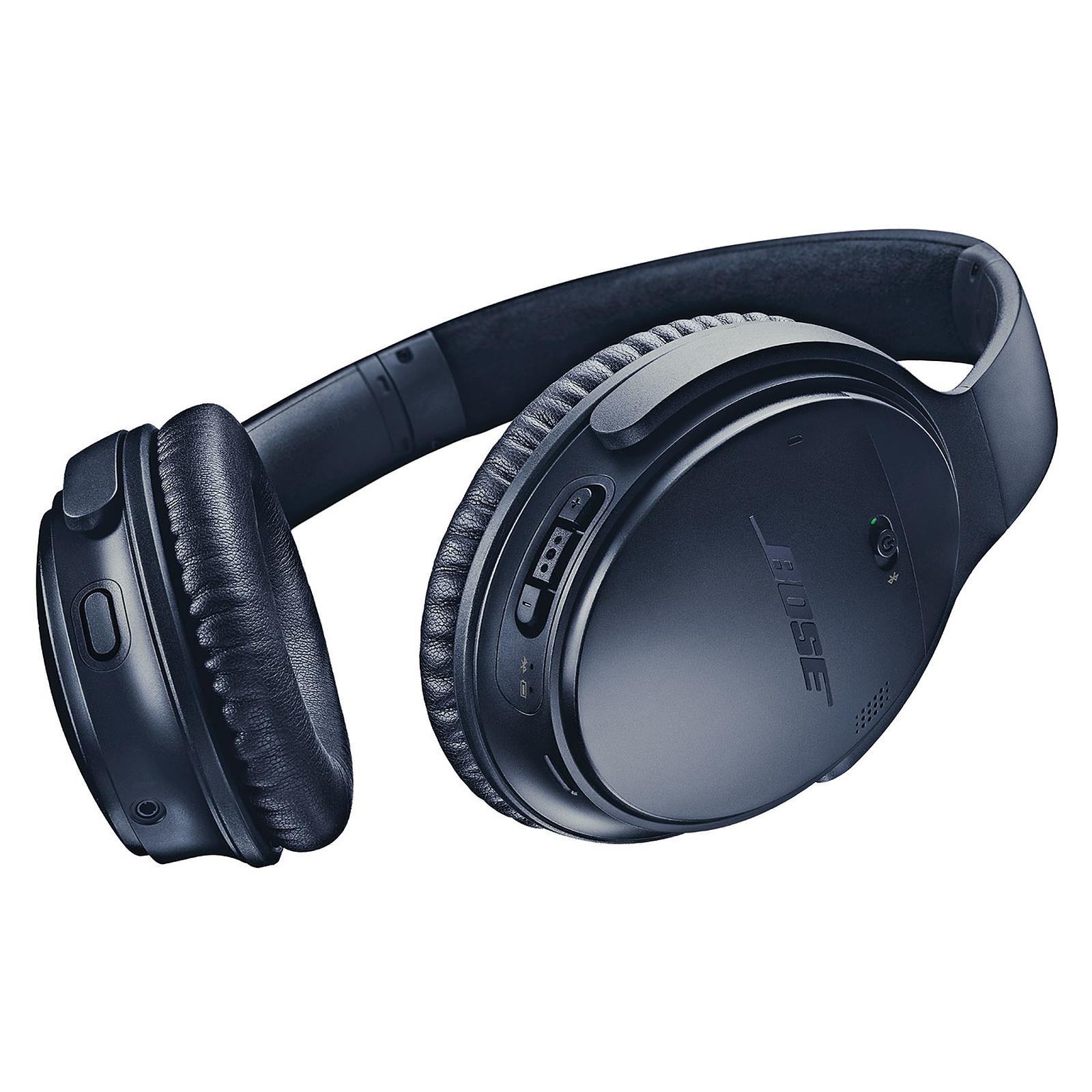 Bose QuietComfort 35 II (V2) wireless Bleu