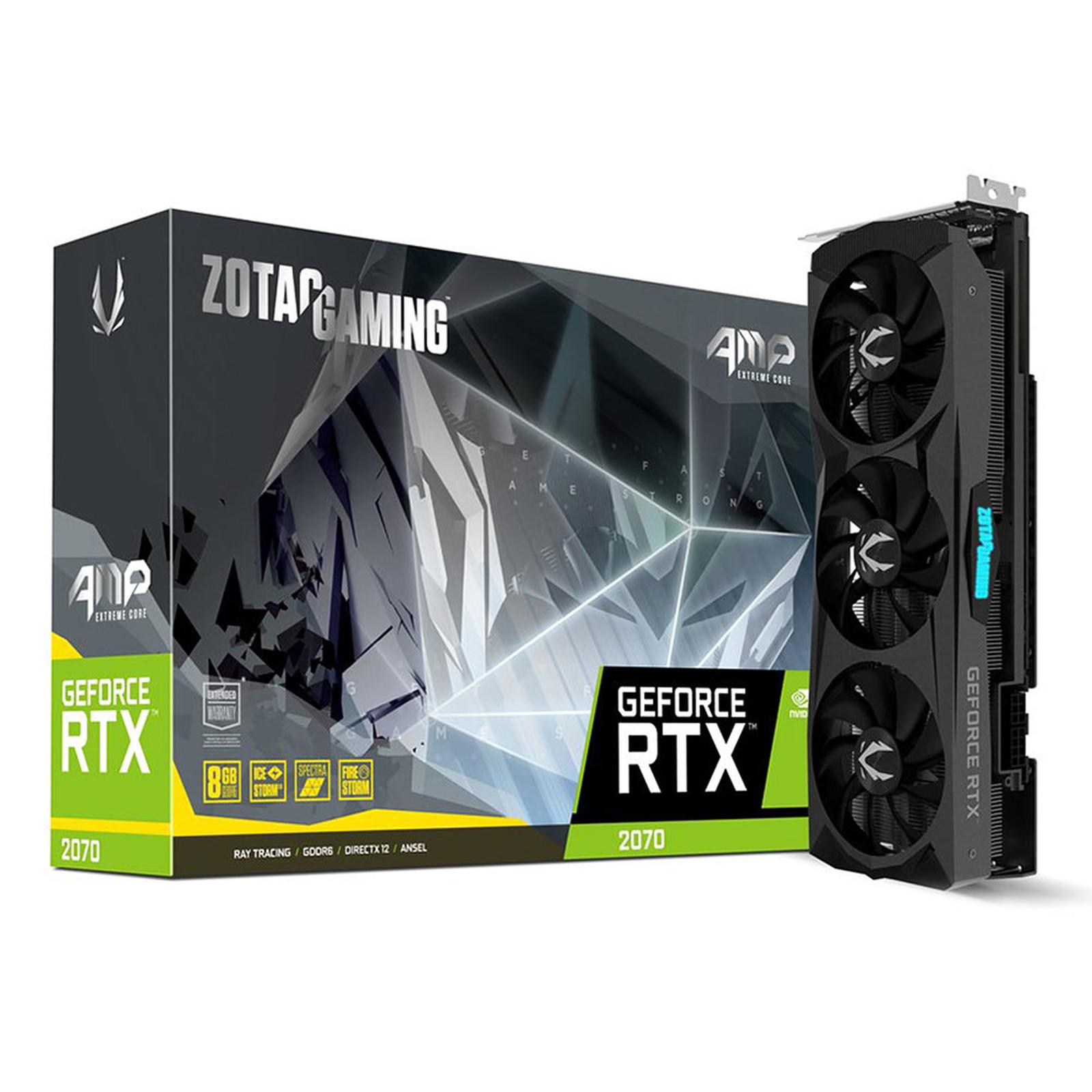 ZOTAC GeForce RTX 2070 AMP! Extreme Core
