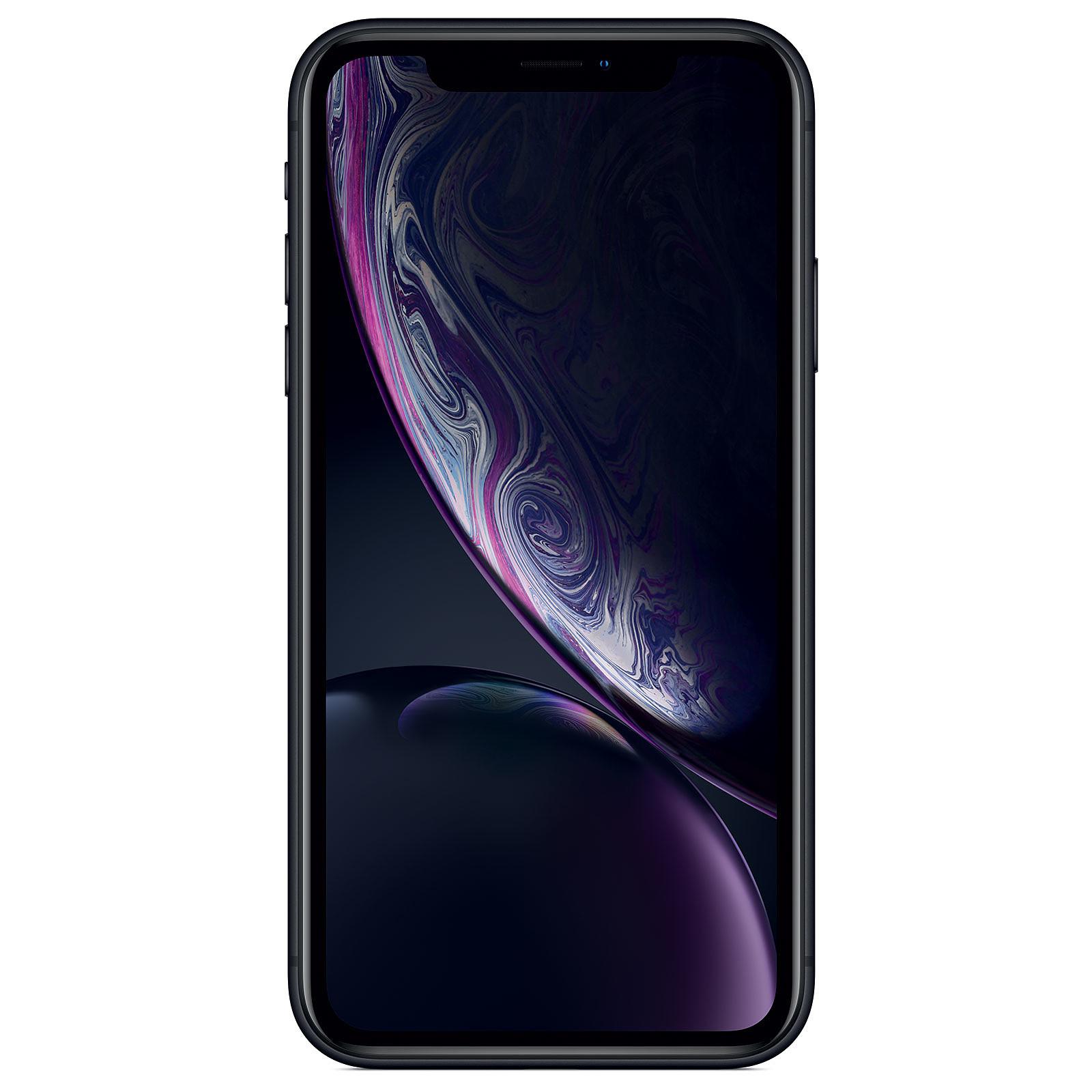 Apple iPhone XR 128 Go Noir · Reconditionné