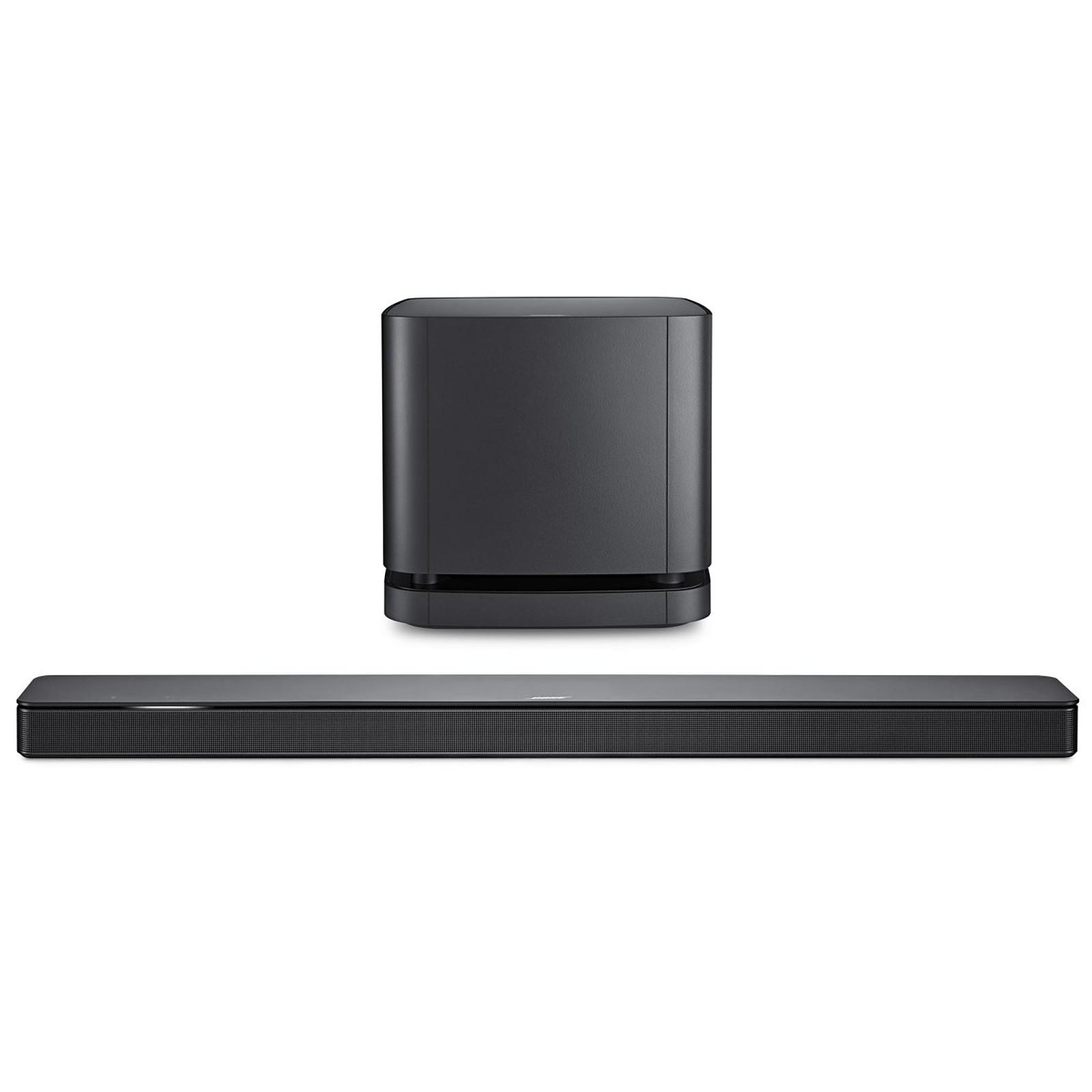 Bose Soundbar 500 Noir + Bass Module 500 Noir