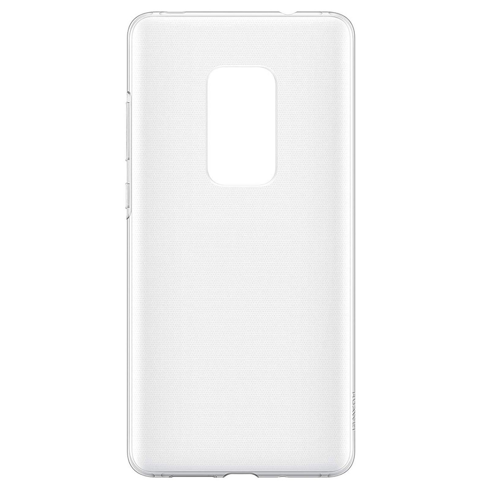 Huawei Coque Transparente Mate 20