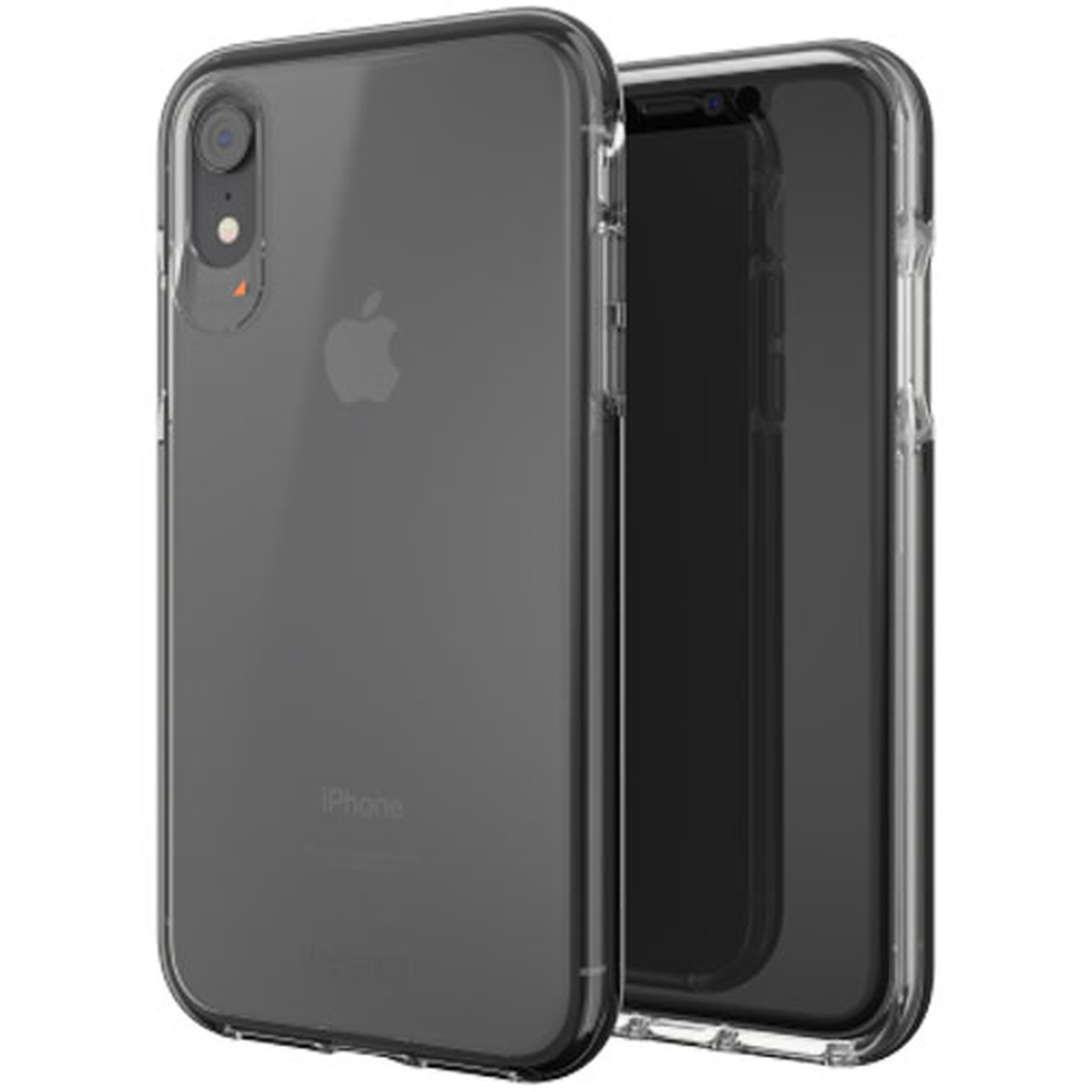 coque transparebte iphone xr