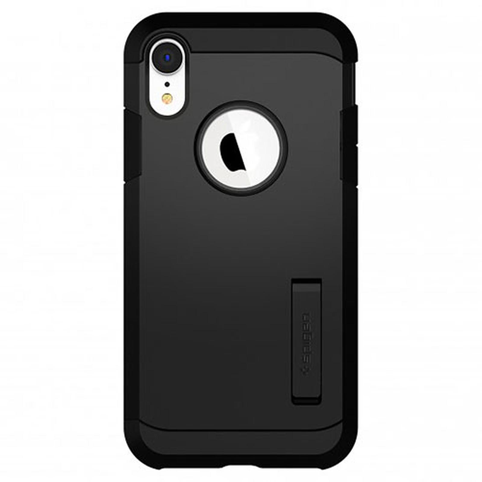 coque iphone xr transparent spigen