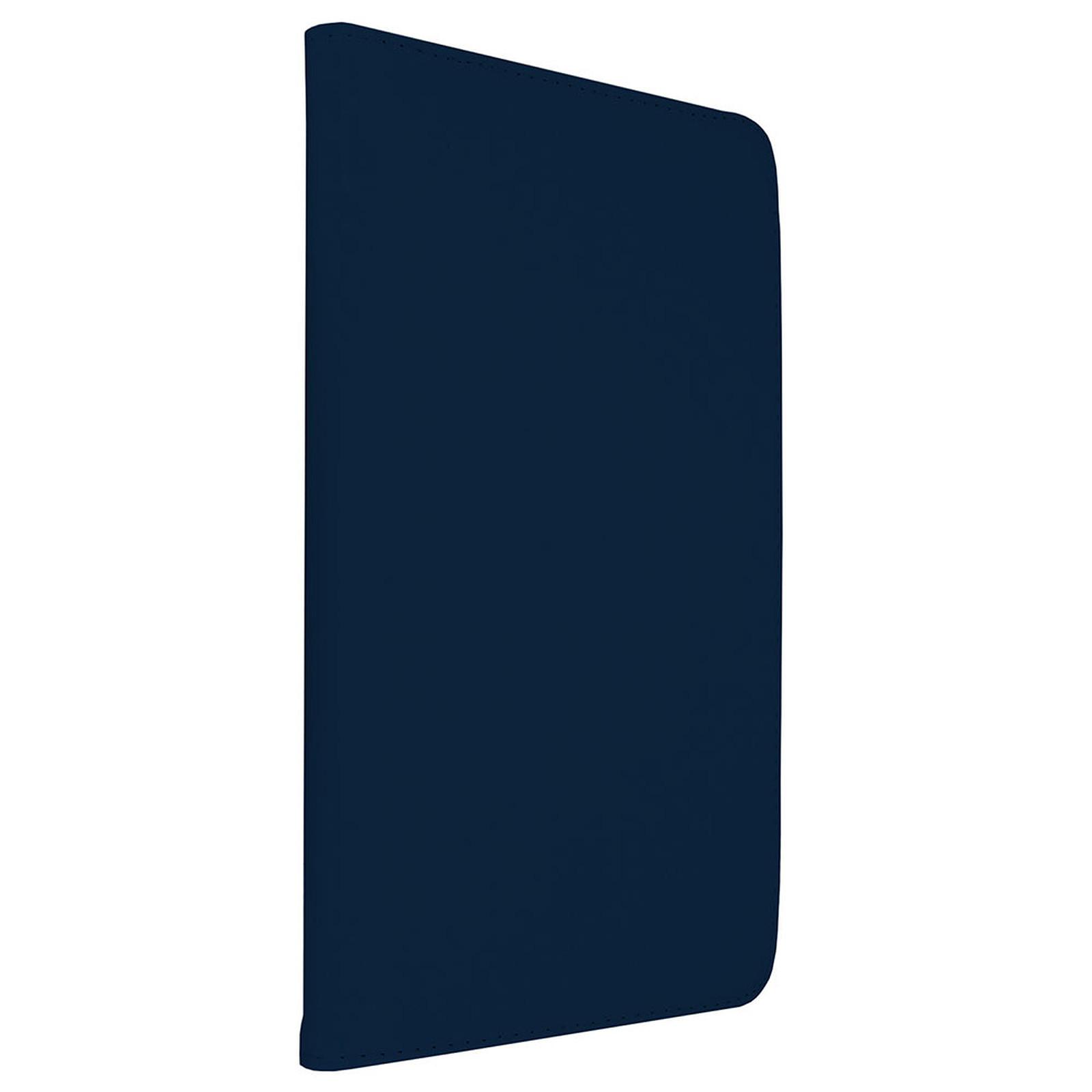 """Akashi Etui Folio Galaxy Tab A 10.5"""" Bleu"""