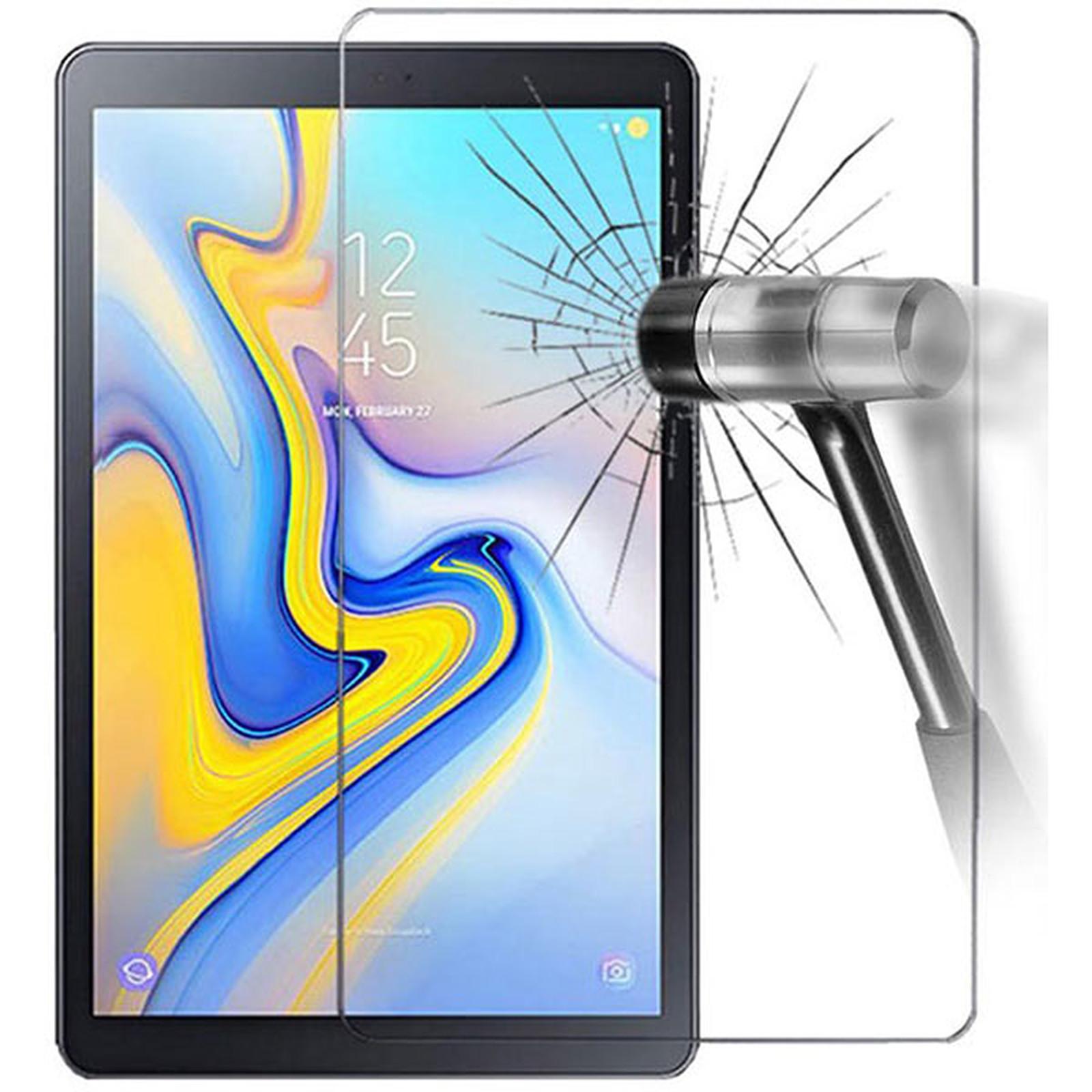 "Akashi Verre Trempé Premium Galaxy Tab A 10.5"" 2018"