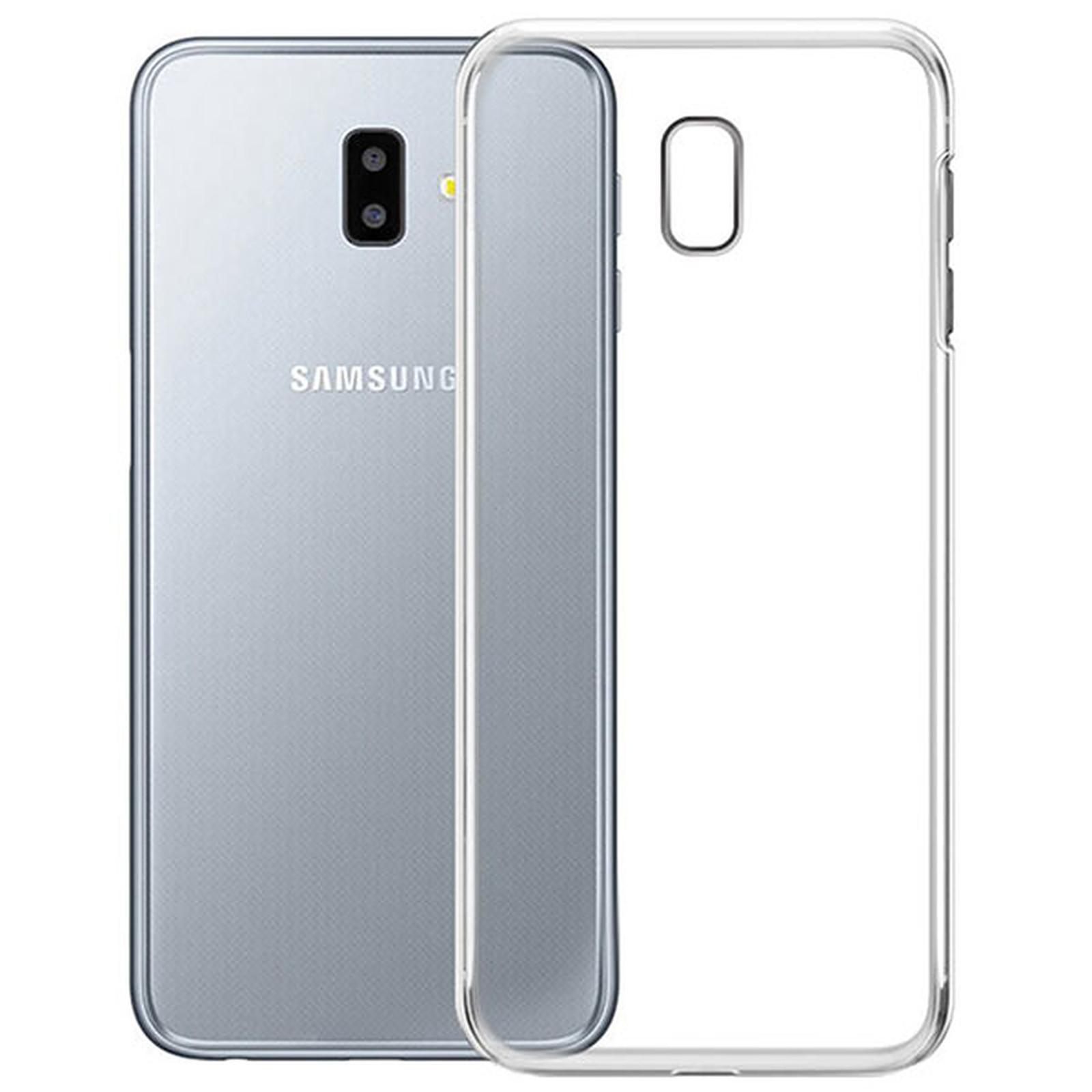 Akashi TPU Transparent Galaxy J6+ Transparent Shell