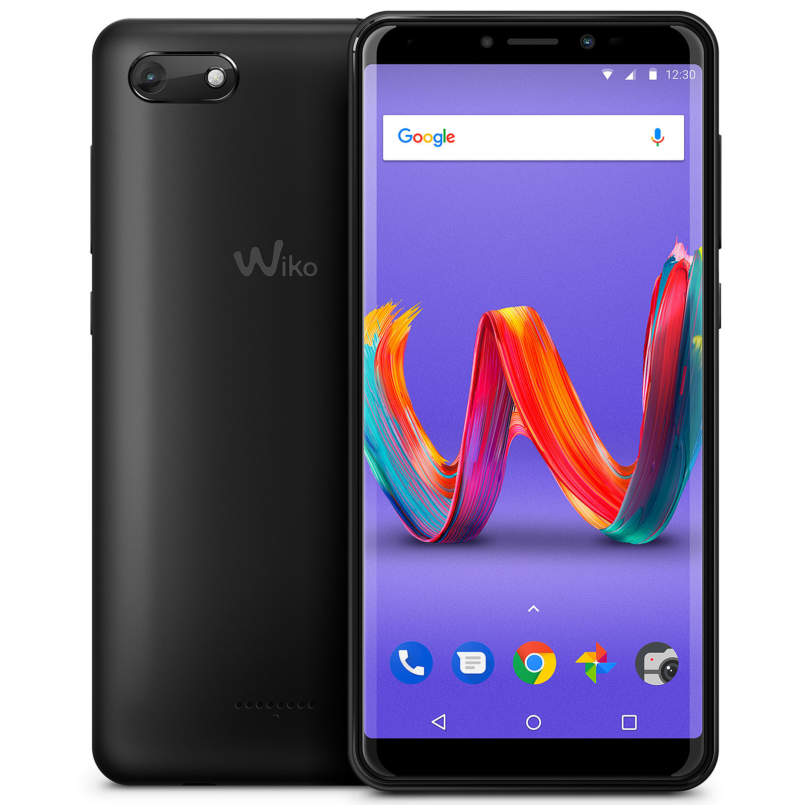 Wiko Harry2 Anthracite