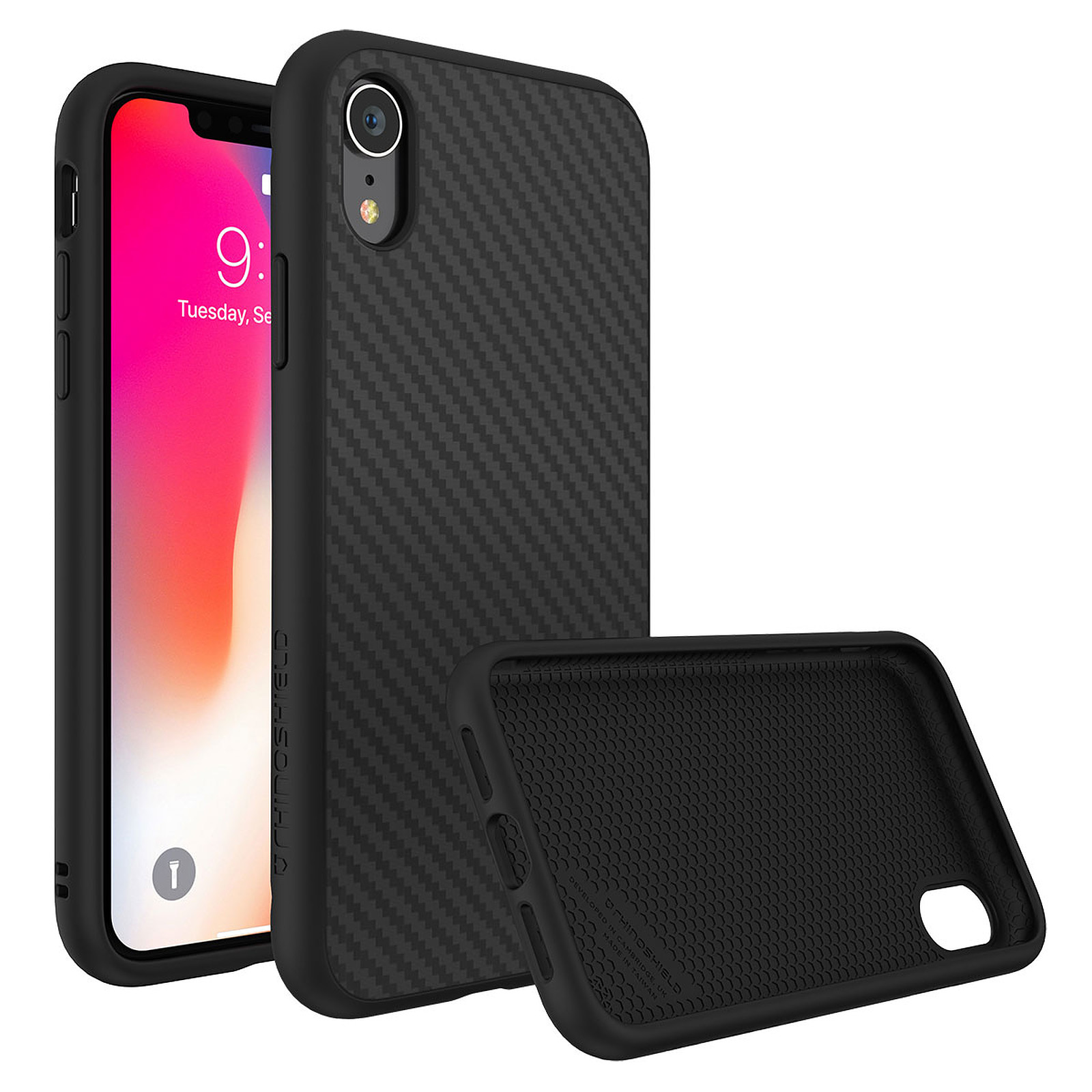 coque iphone xr shield