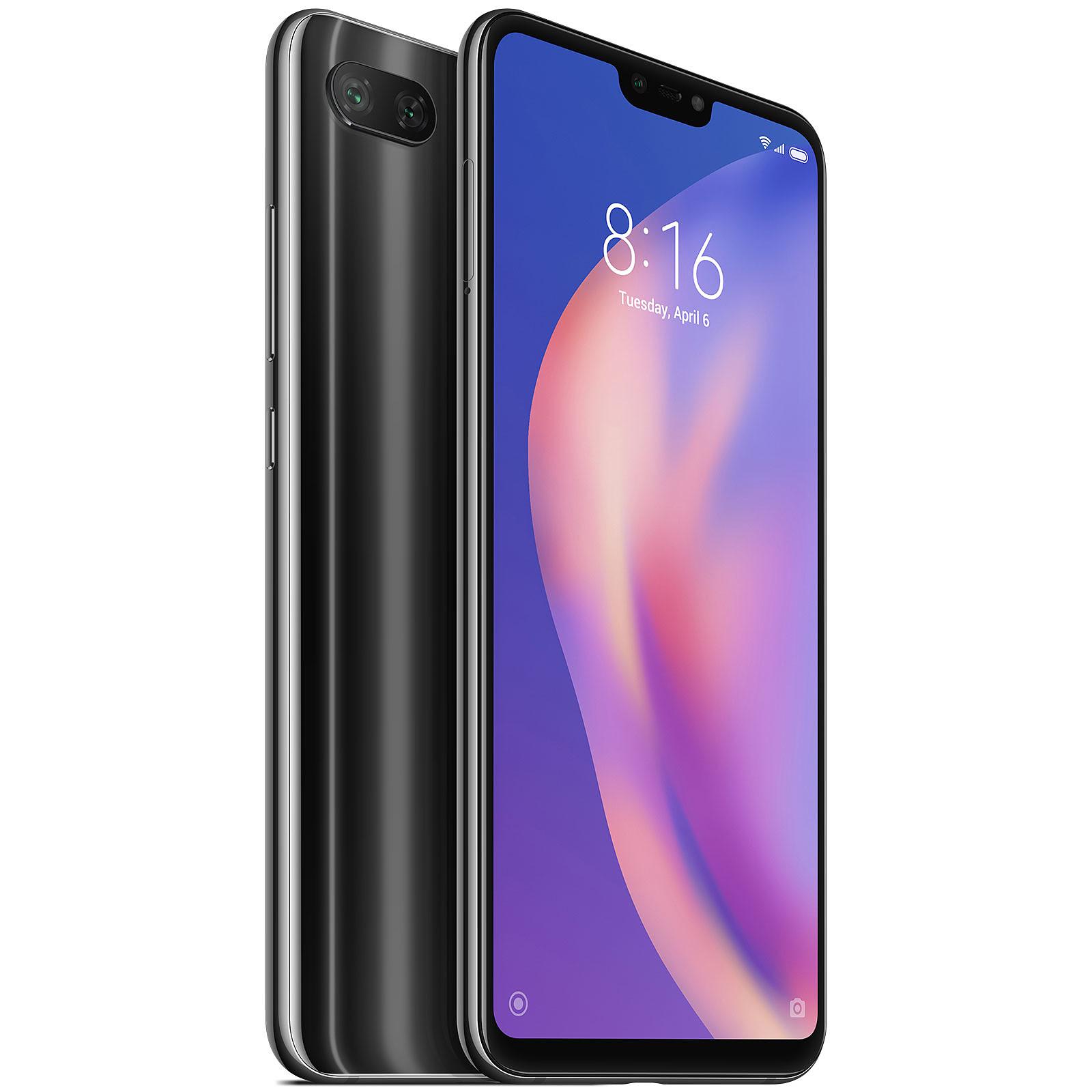 Xiaomi Mi 8 Lite Noir (6 Go / 128 Go)