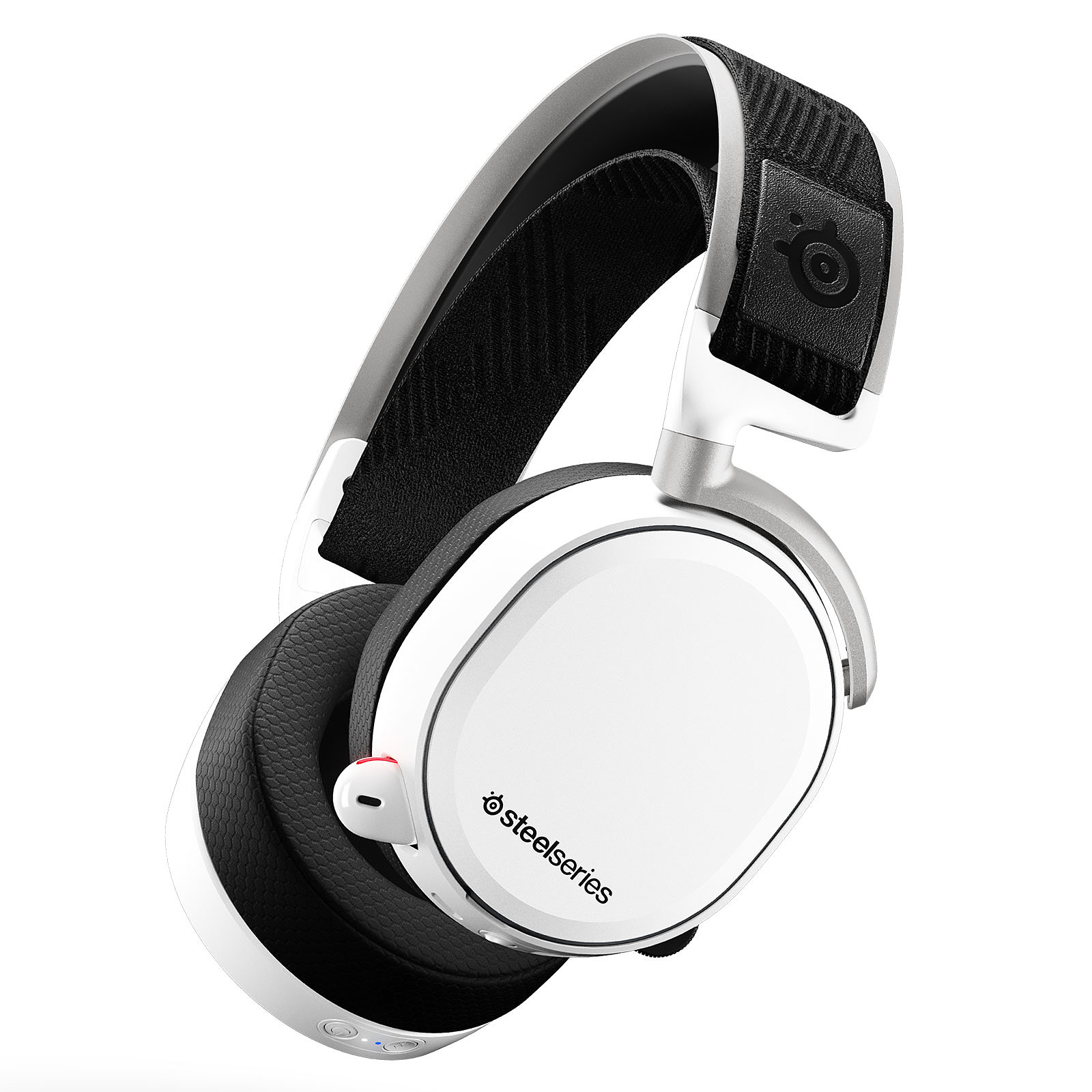 SteelSeries Arctis Pro Wireless Blanc