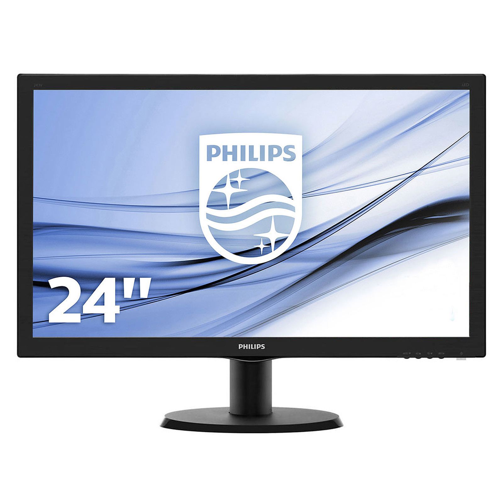 "Philips 23.6"" LED - 243V5LHAB"
