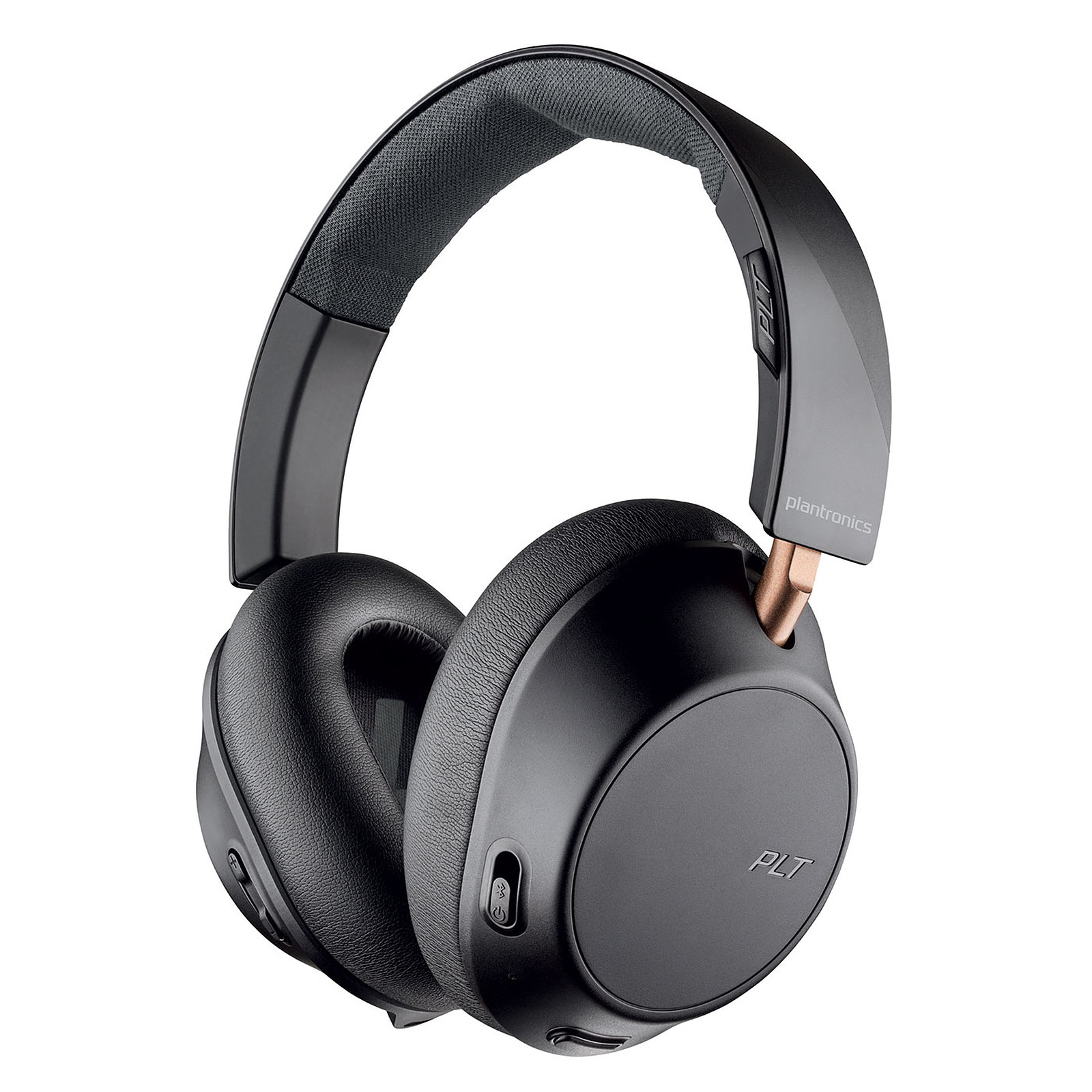 Plantronics BackBeat GO 810 Noir Graphite
