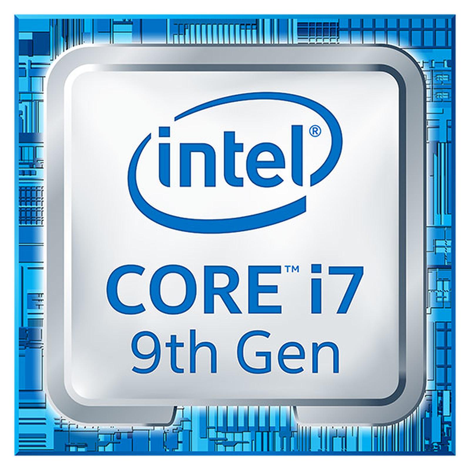 Intel Core i7-9700K (3.6 GHz / 4.9 GHz) (Bulk)