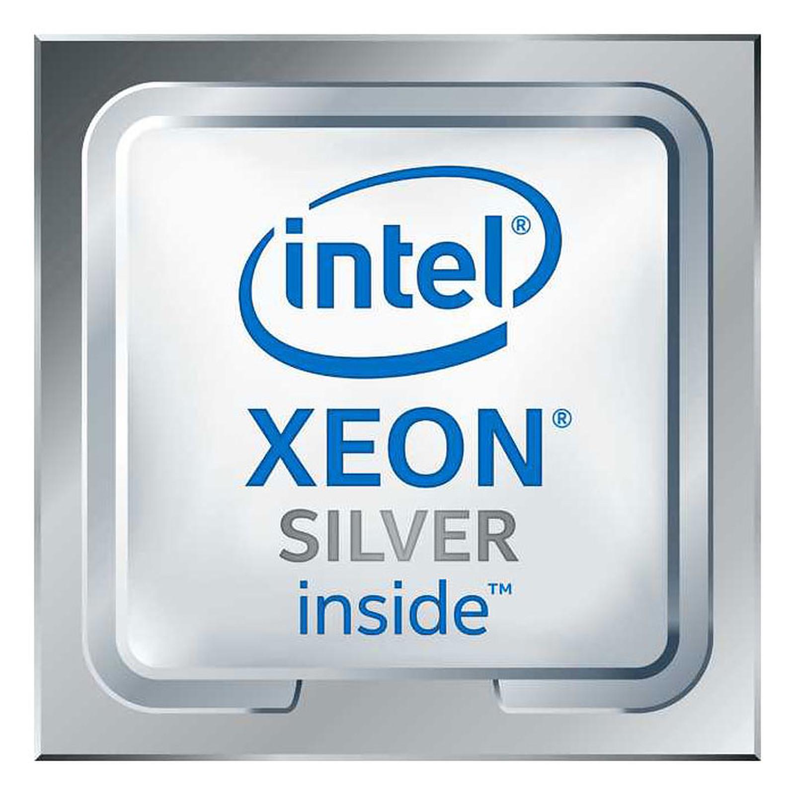 Intel Xeon Silver 4110 (2.1 GHz / 3.0 GHz)