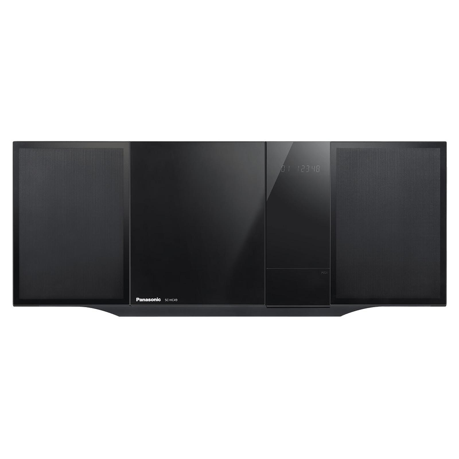 Panasonic SC-HC49EG Noir