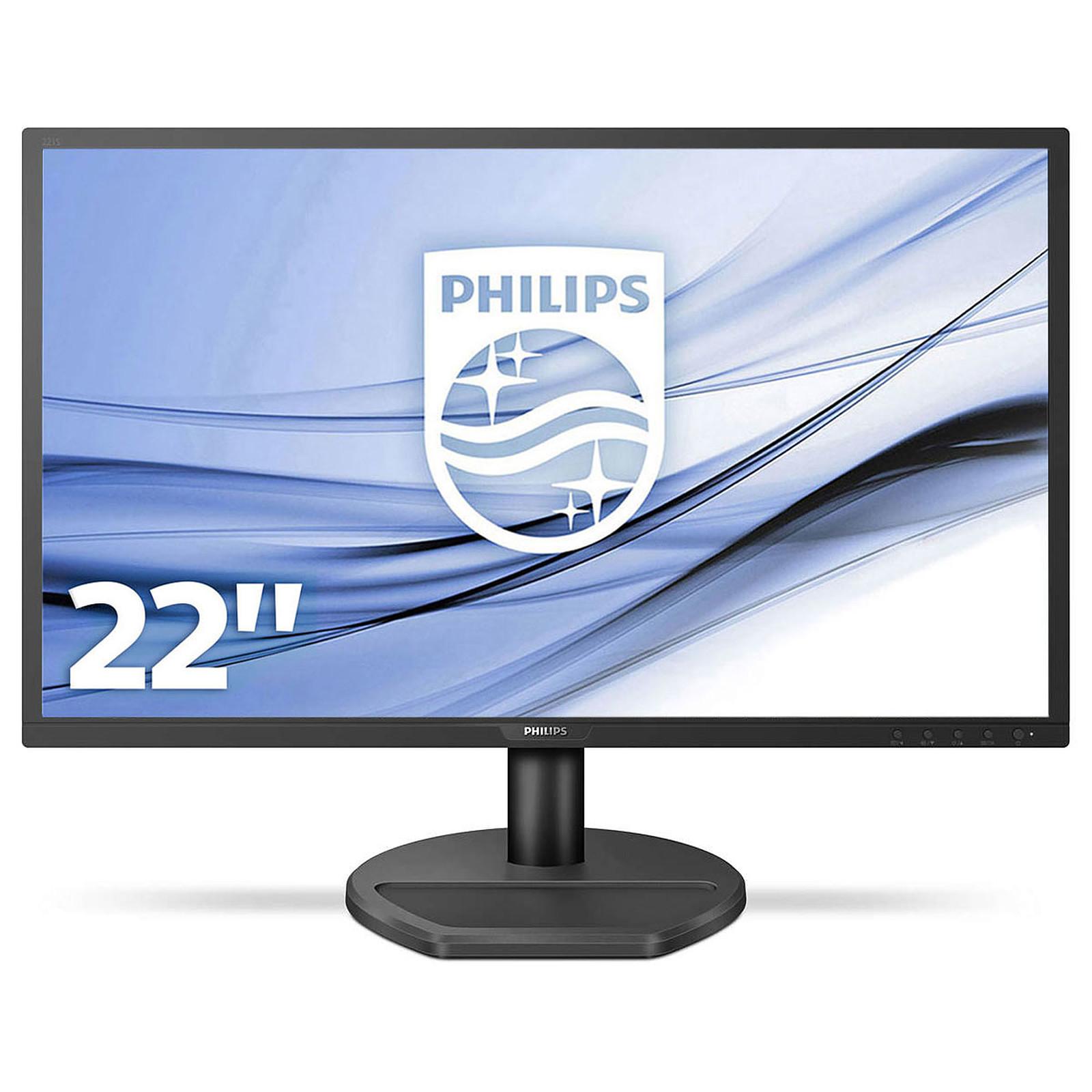 "Philips 21.5"" LED - 221S8LDAB"