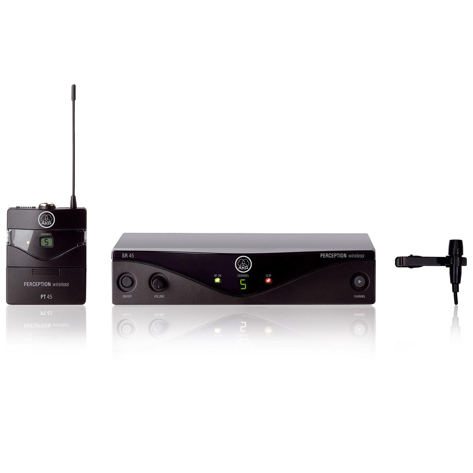 AKG Perception Wireless Presenter Set