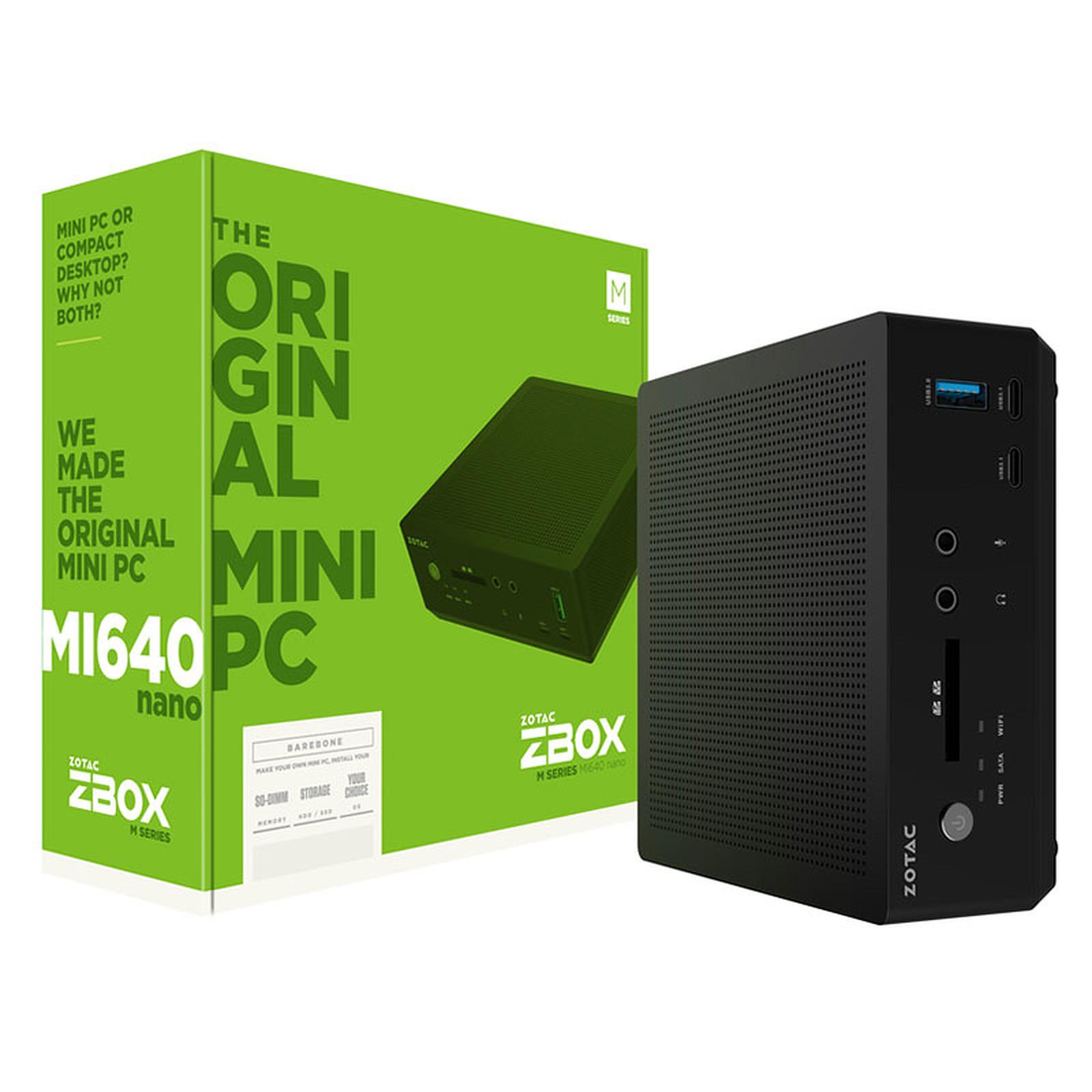 ZOTAC ZBOX MI660 nano