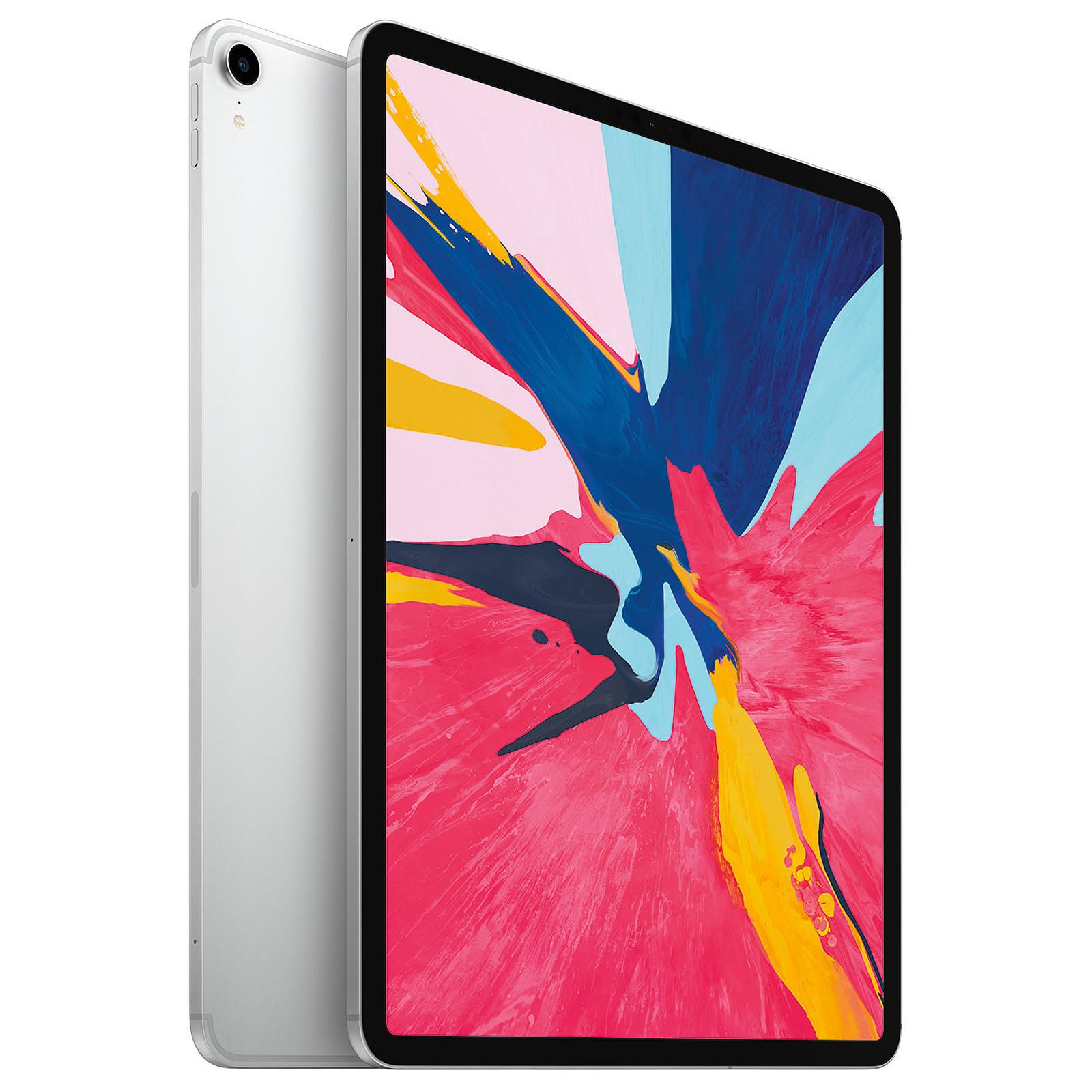 Apple iPad Pro (2018) 12.9 pouces 512 Go Wi-Fi + Cellular Argent