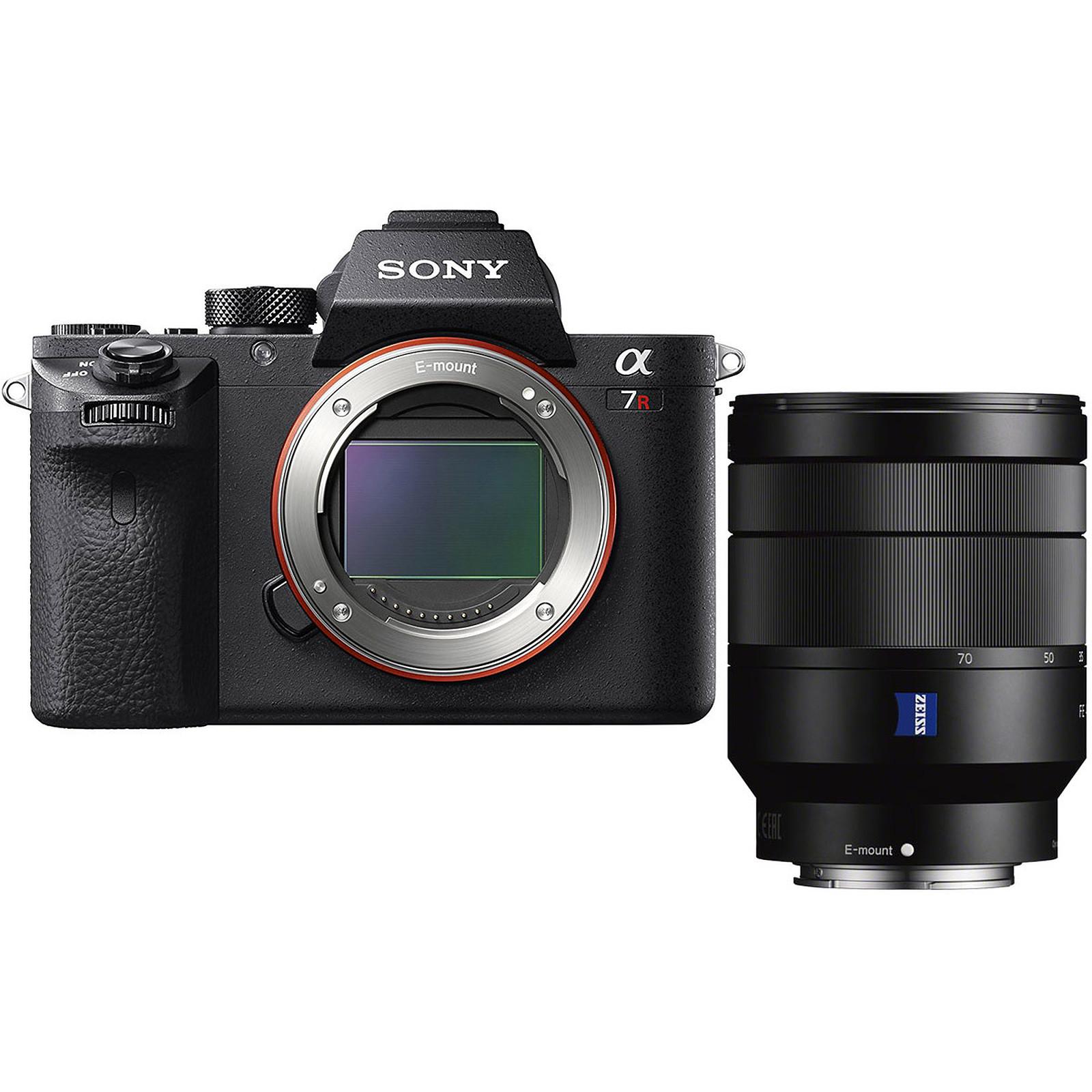 Sony Alpha 7R II + SEL-24F70Z