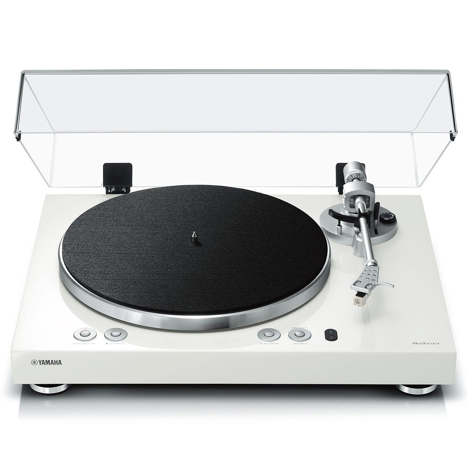Yamaha MusicCast VINYL 500 Blanco - Tocadiscos vinilo Yamaha en LDLC.com |  ¡Musericordia!