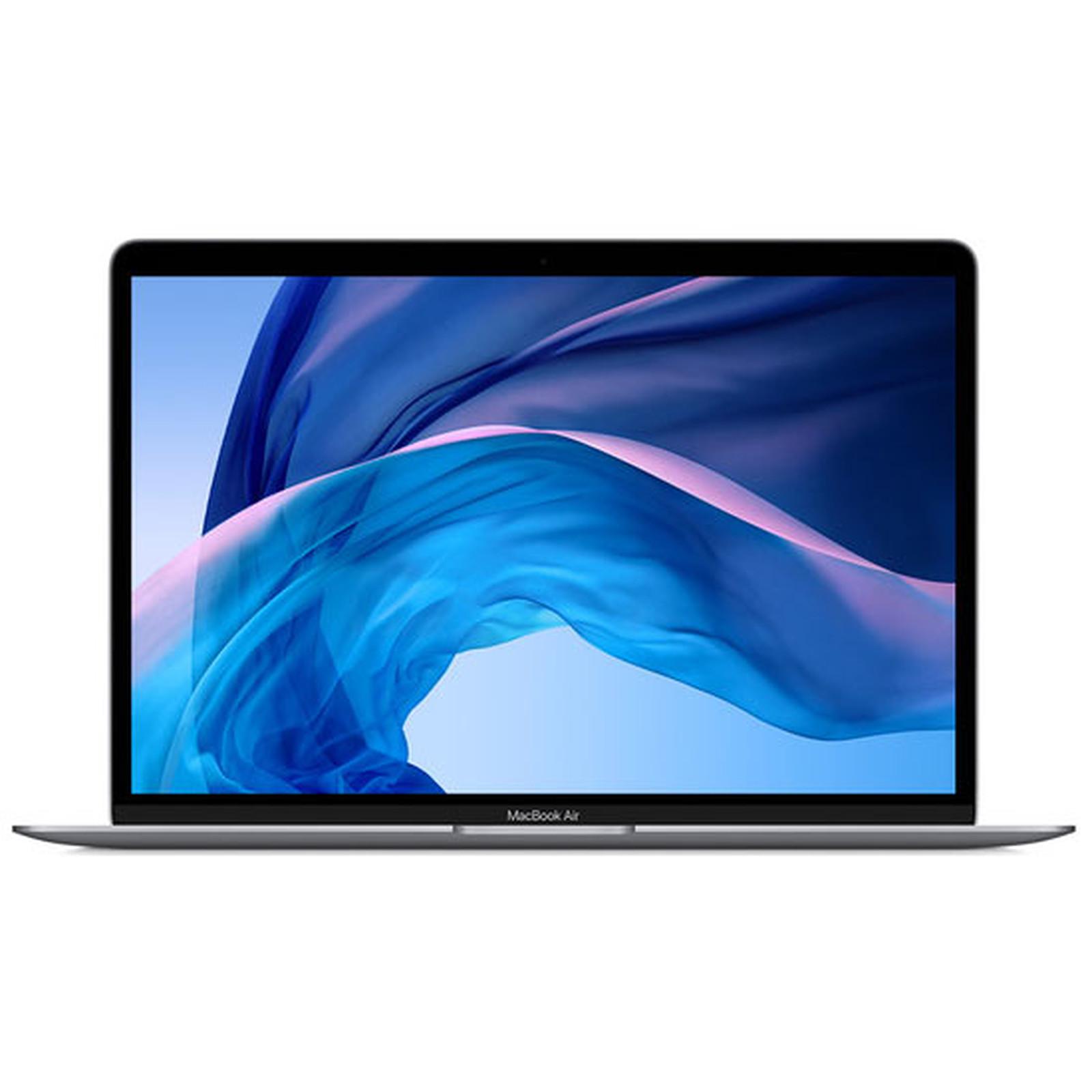 """Apple MacBook Air 13"""" Gris sidéral (MRE82FN/A)"""
