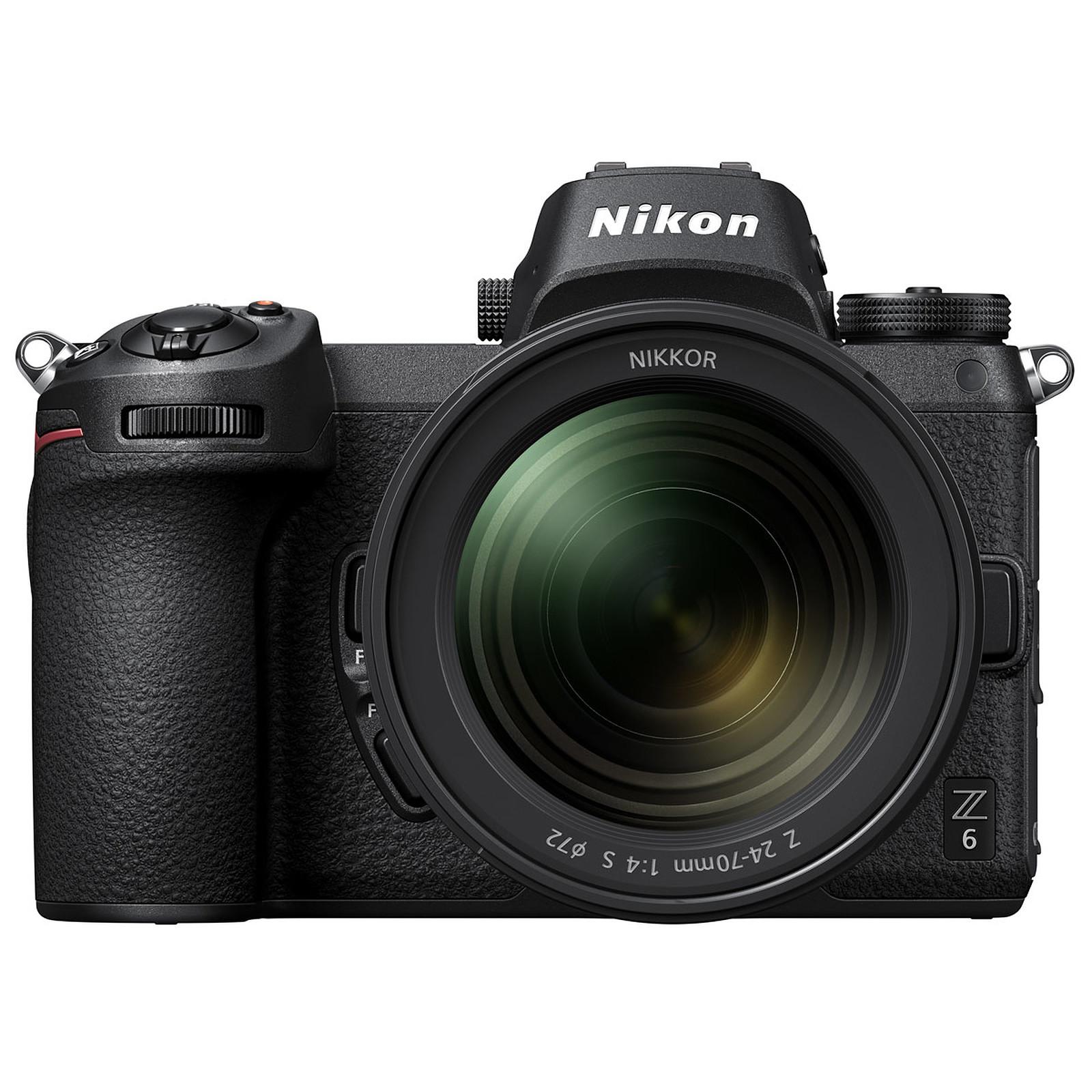 Nikon Z 6 + 24-70mm f/4 S