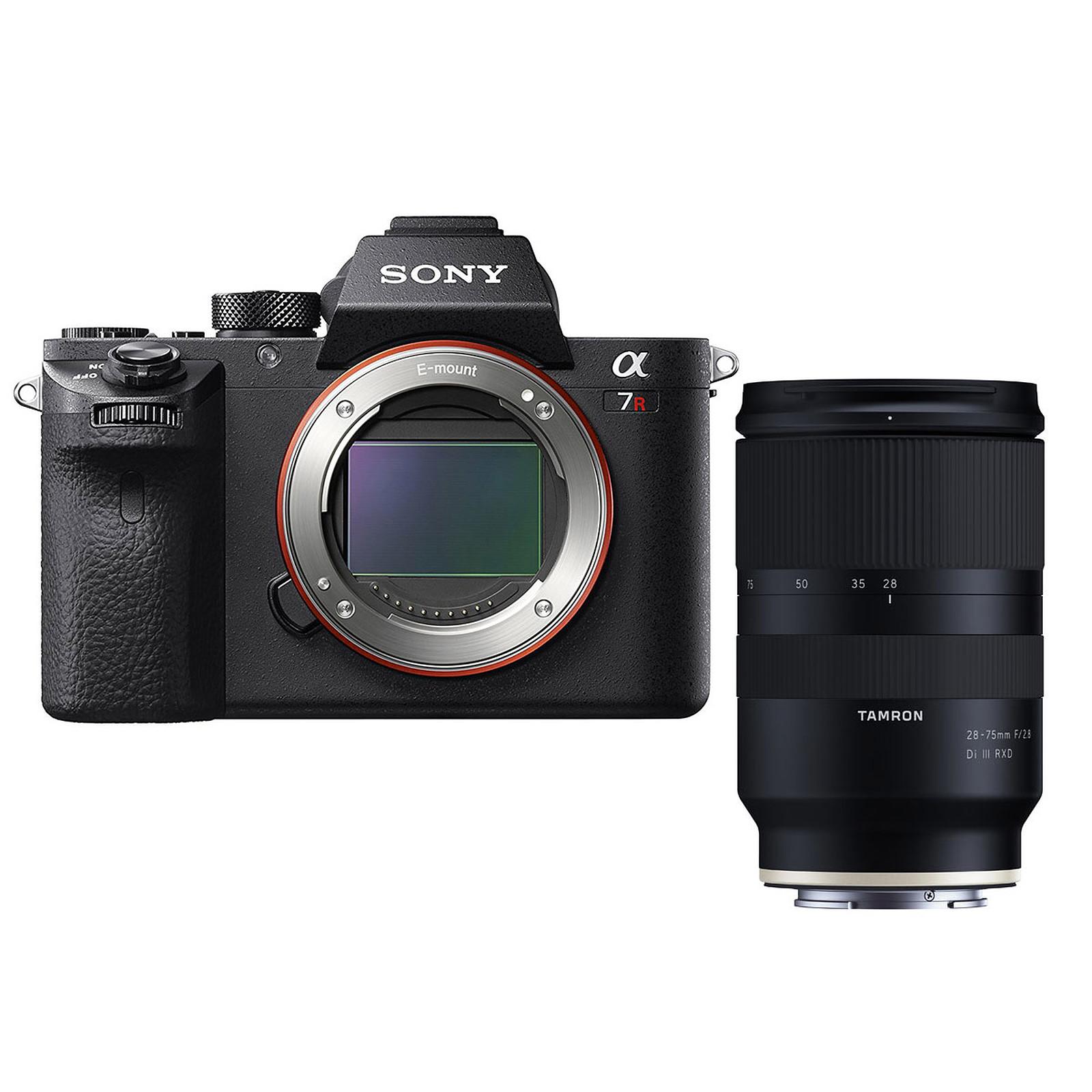Sony Alpha 7R II + Tamron 28-75 mm f/2.8 Di III RXD Sony E