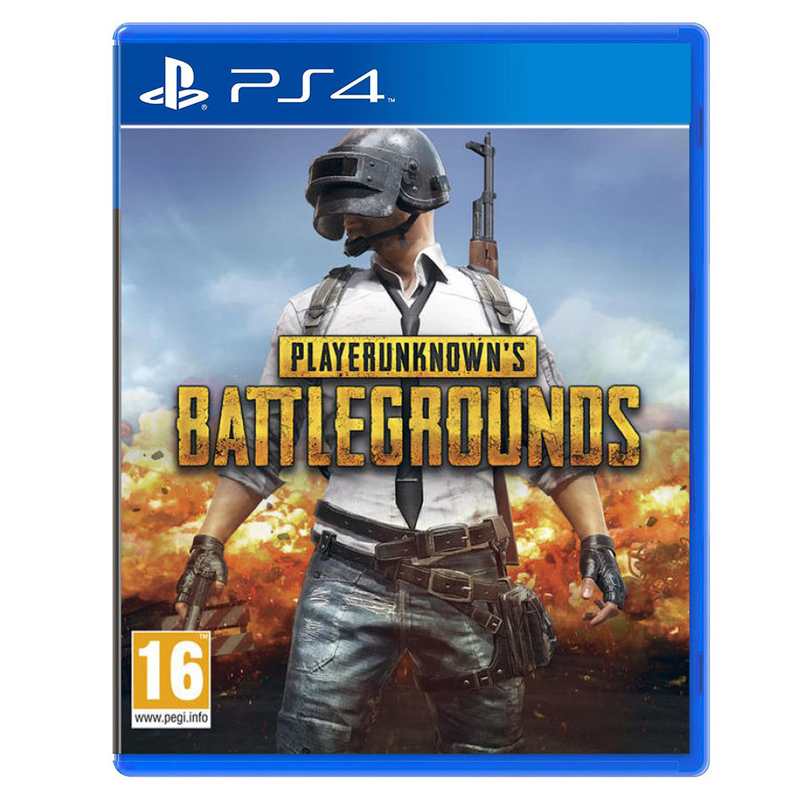PLAYERUNKNOWN'S BATTLEGROUNDS (PlayStation 4)