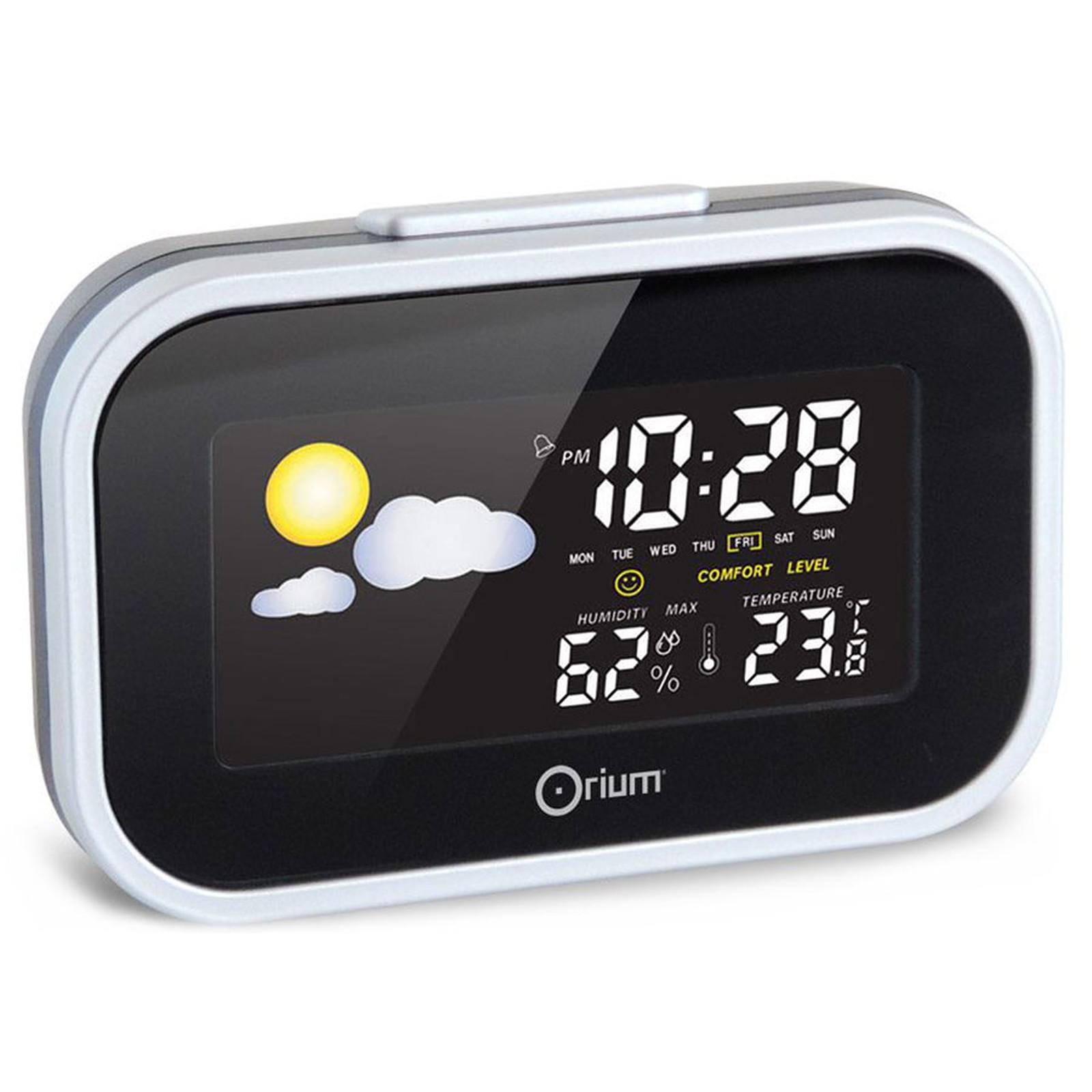 Orium Horloge Bureau Météo