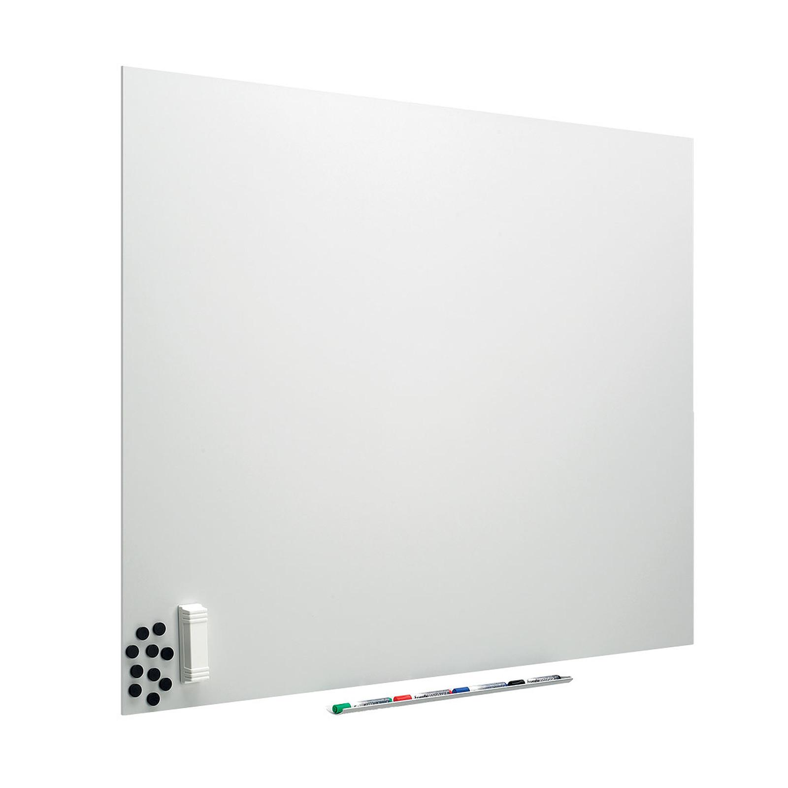 Vanerum e3 Diamant Tableau blanc émaillé 118 x 200 cm
