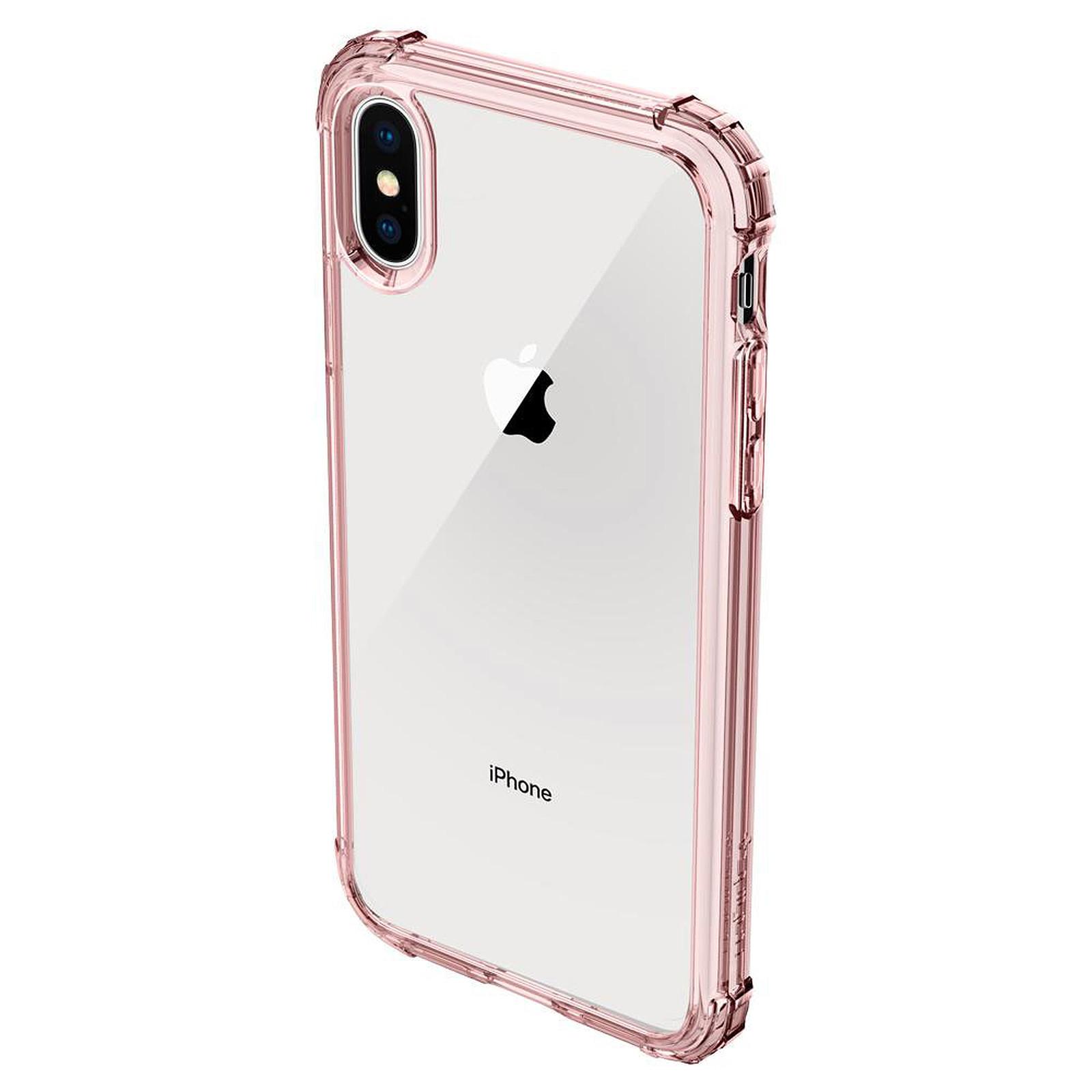 coque spigen rose iphone x