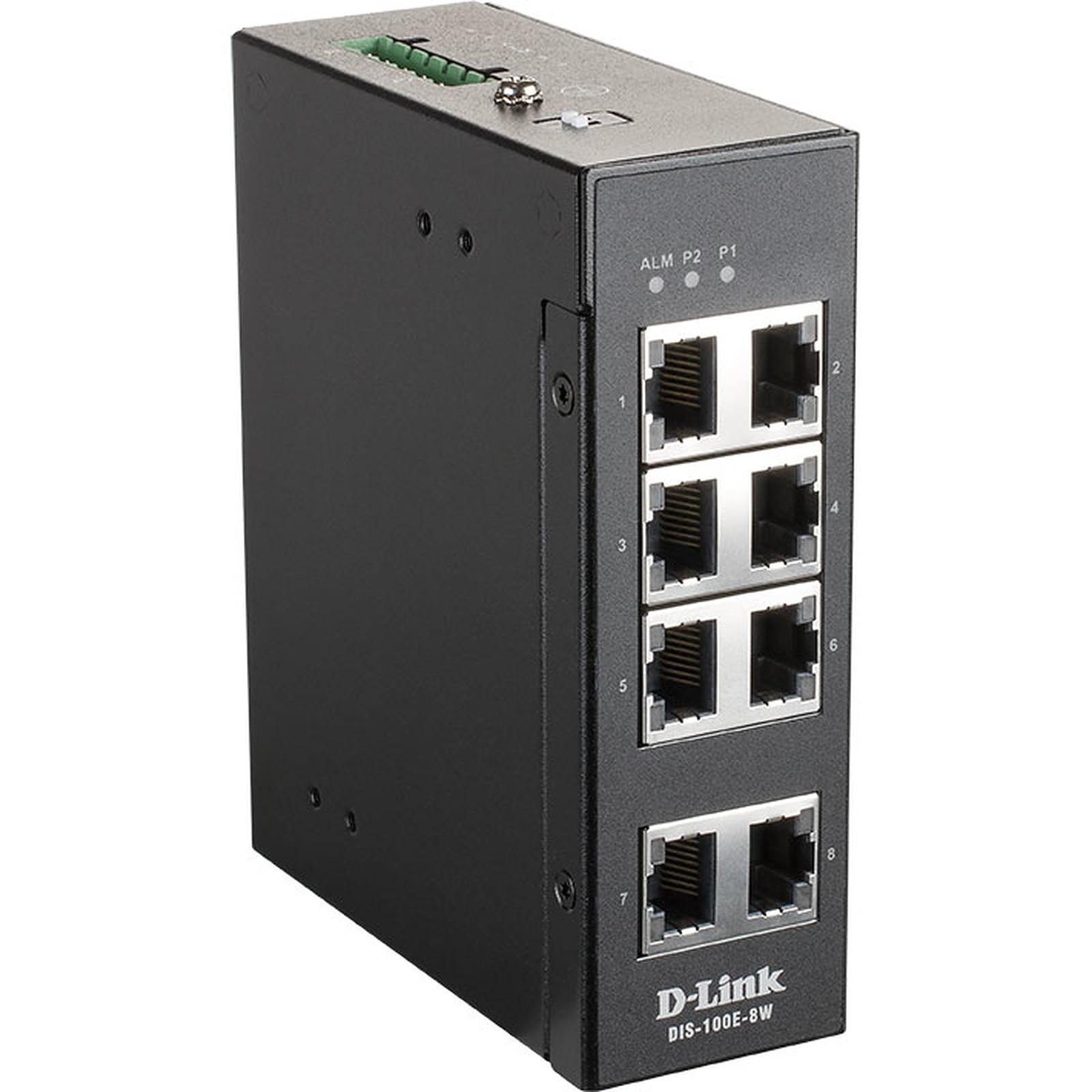 D-Link DIS-100E-8W