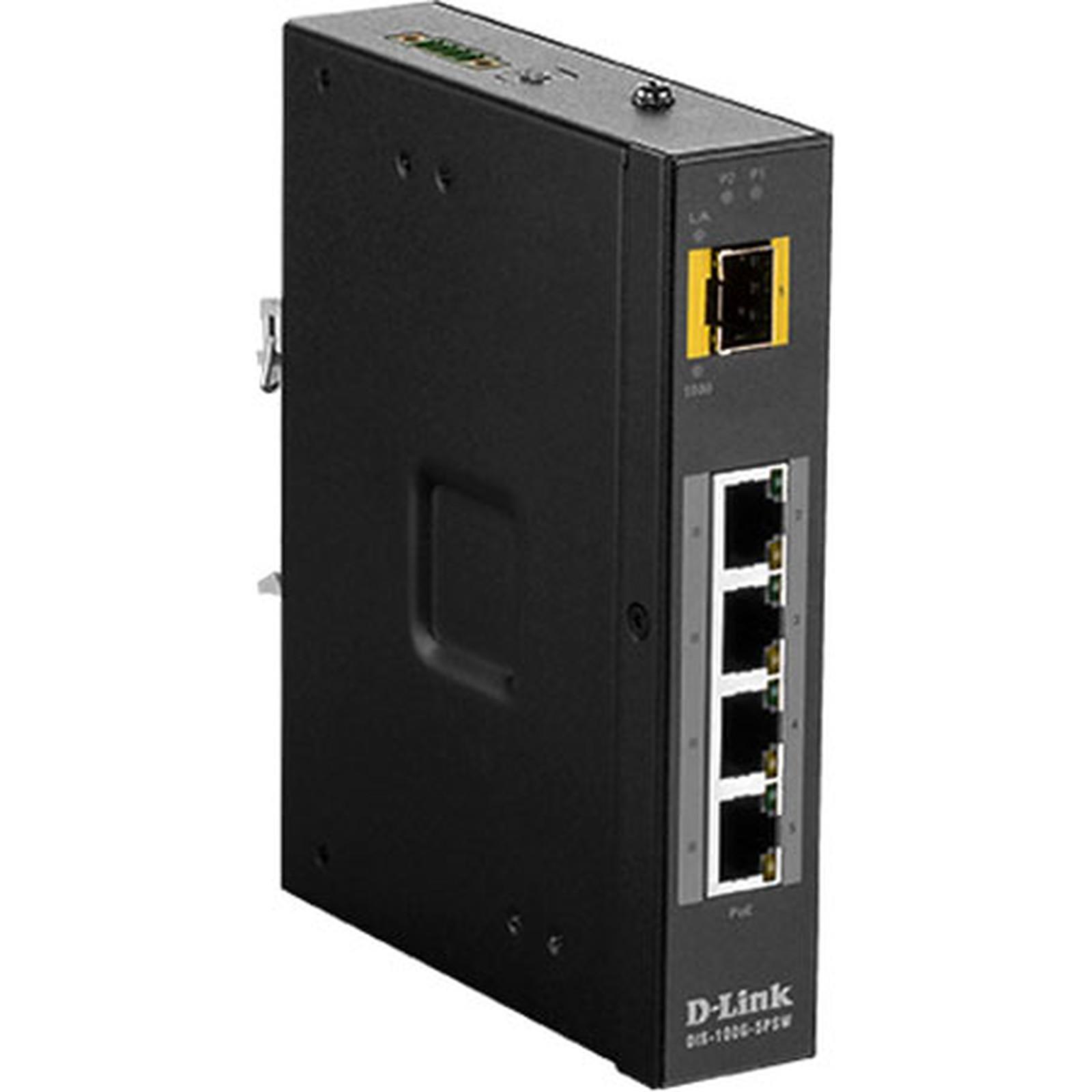 D-Link DIS-100G-5PSW