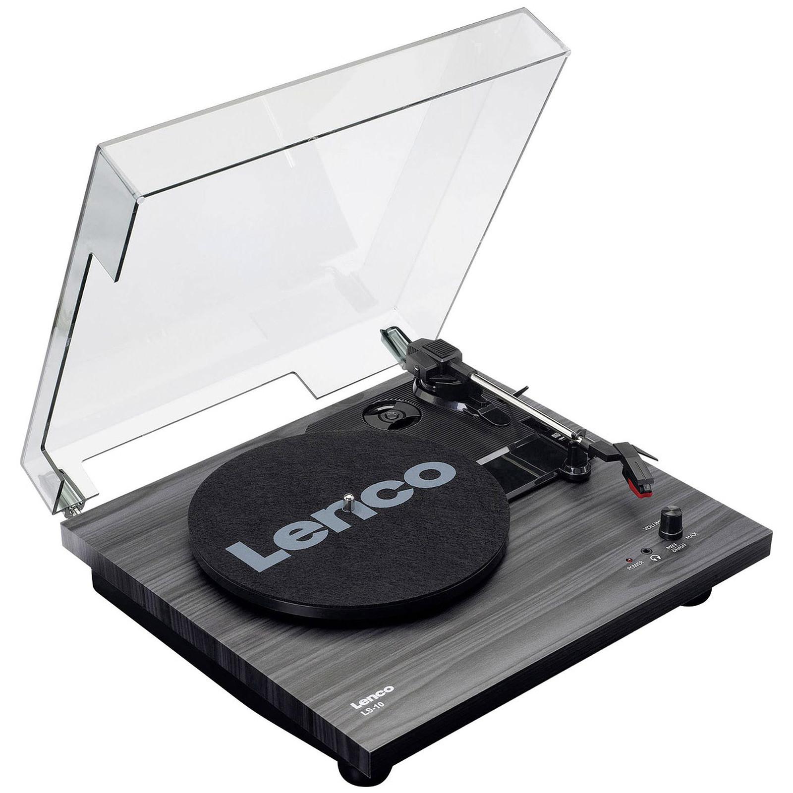 Lenco LS-10 Noir