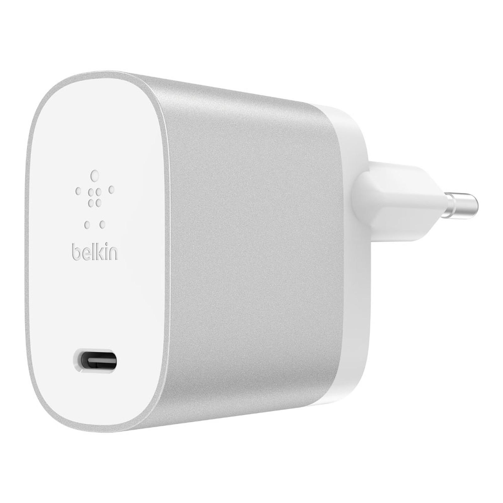 Belkin Cargador Boost Charge USB-C (F7U060VF-SLV)
