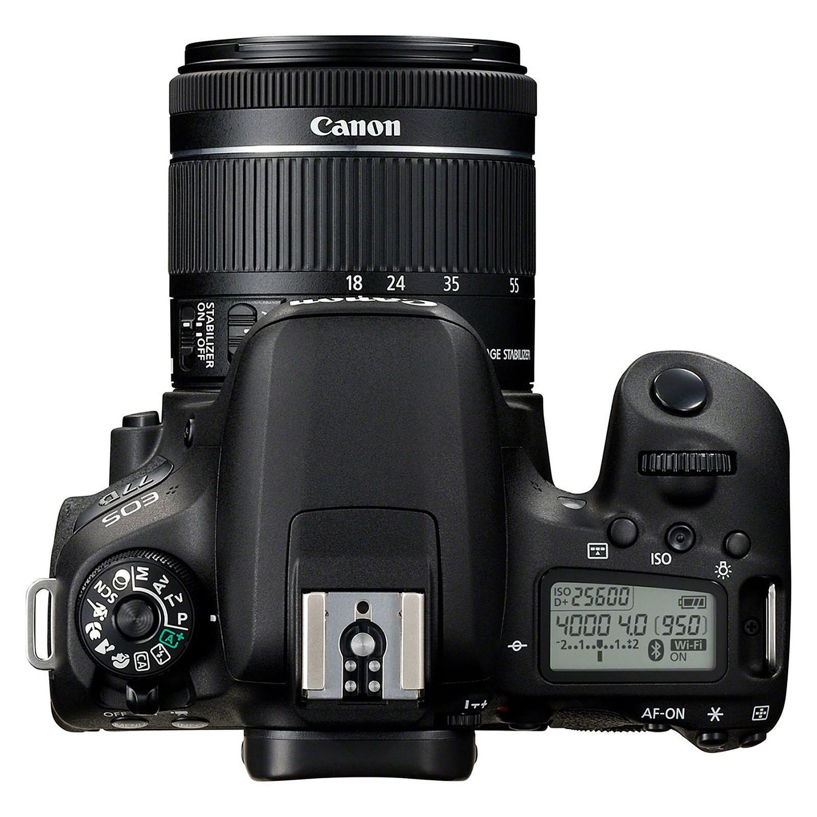 ... Acheter Canon EOS 77D + 18-55 IS STM + Tamron AF 70-300mm ...