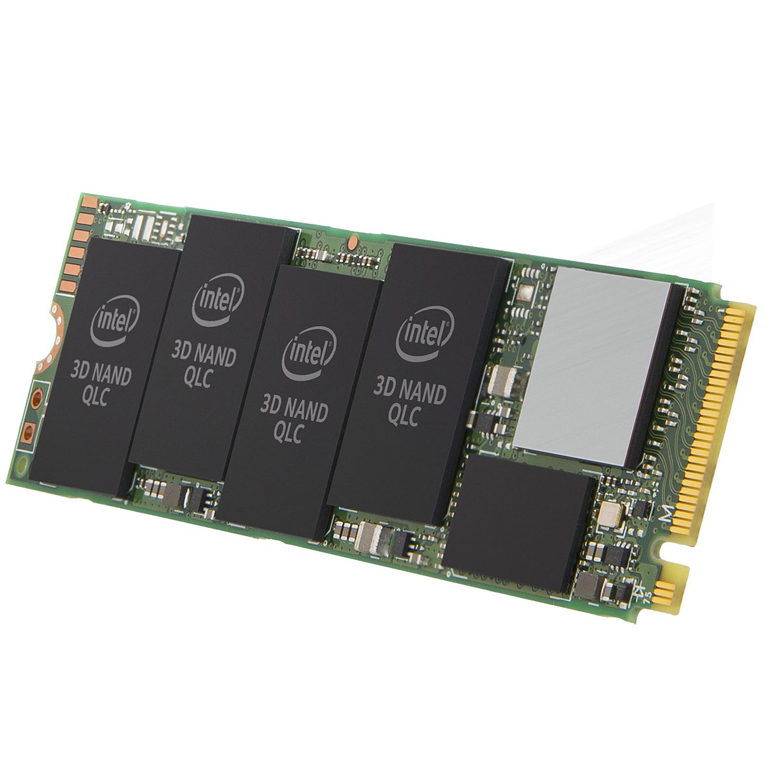 Intel SSD 660p 2 To
