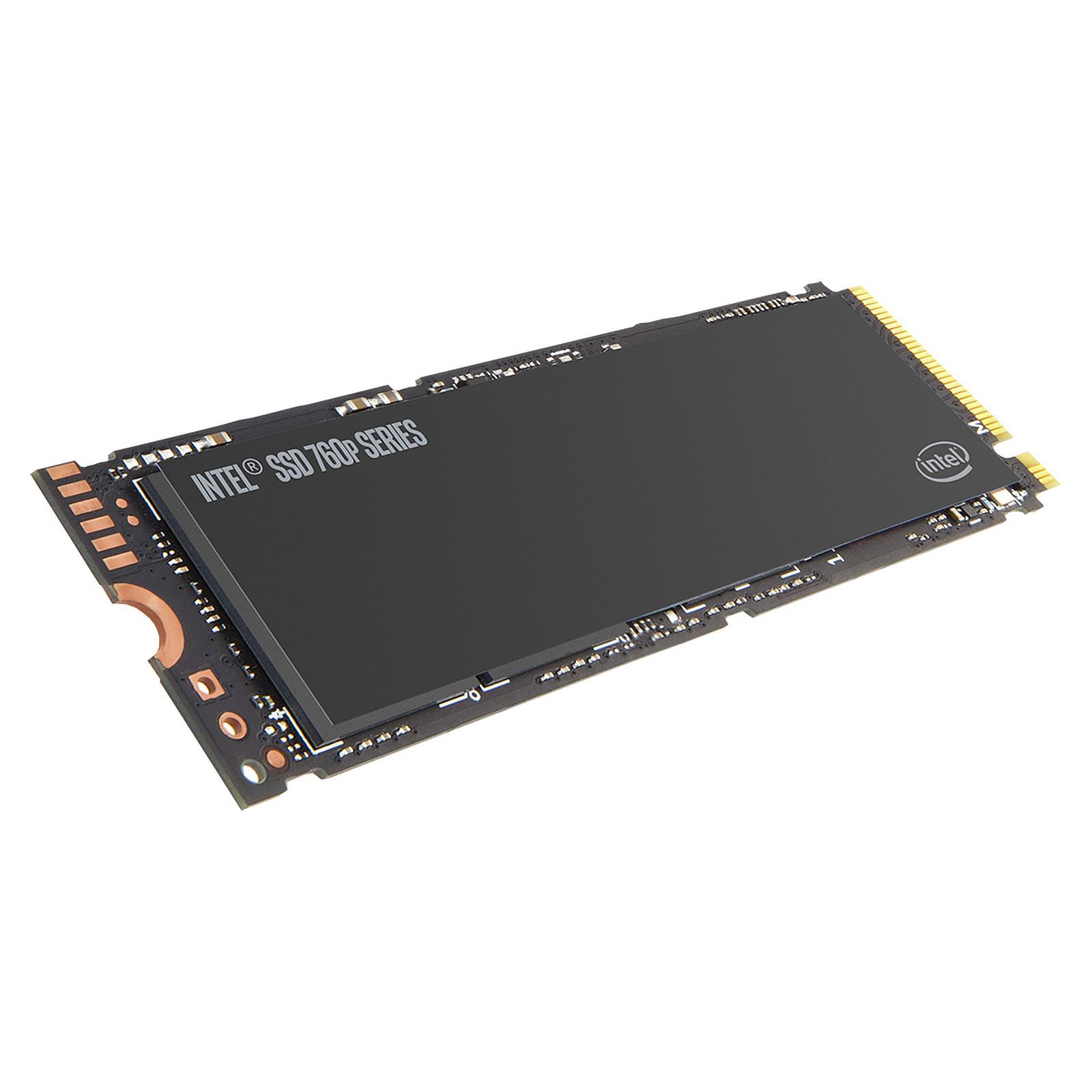 Intel SSD 760p 512 Go