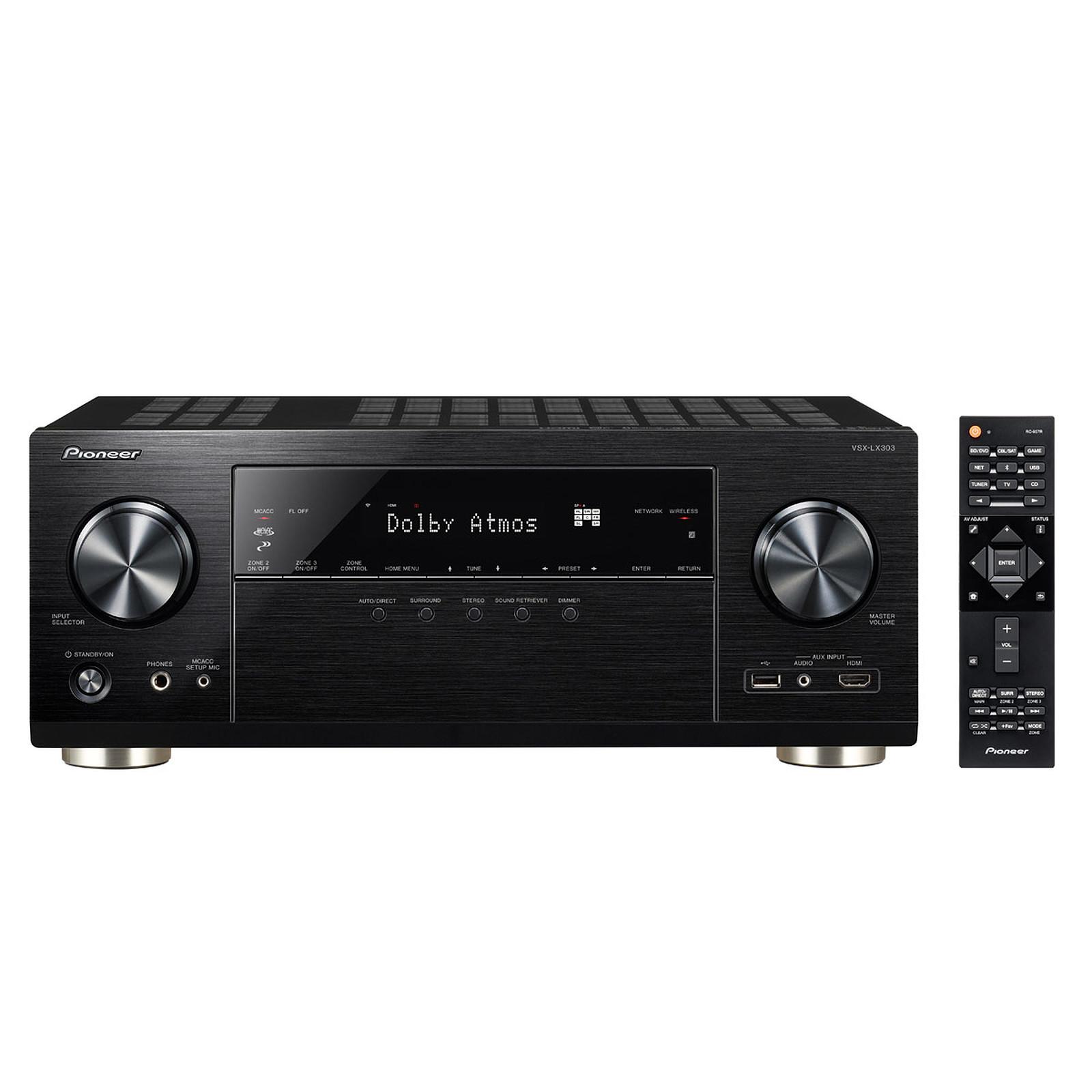 Pioneer VSX-LX303 Noir