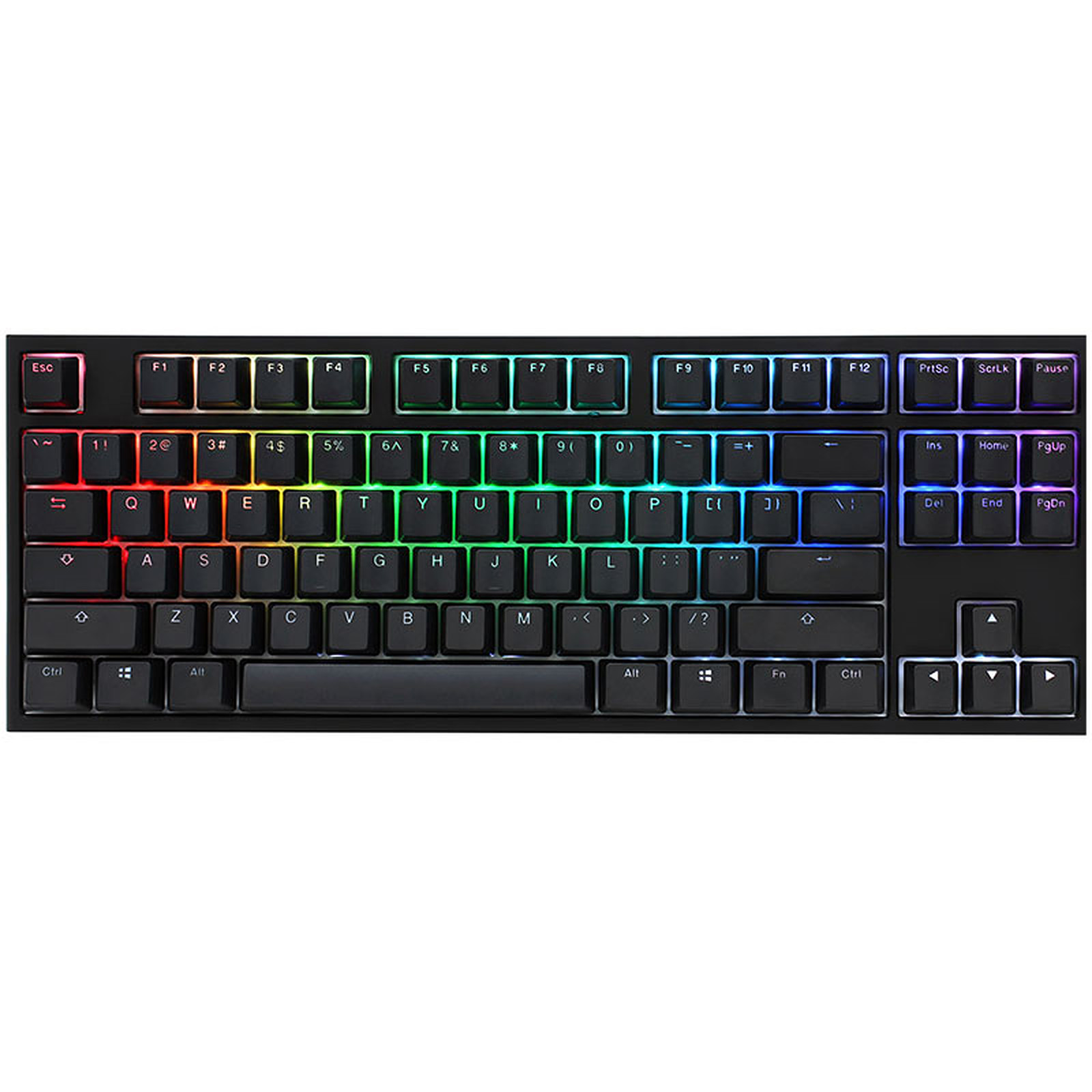 Ducky Channel One 2 TKL RGB (Cherry MX RGB Red)