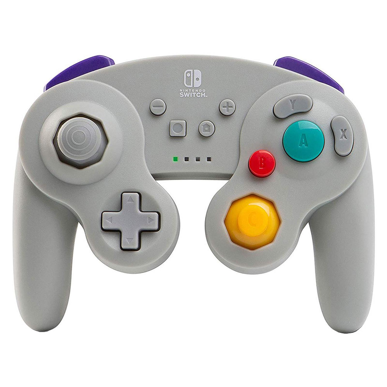 PowerA Nintendo Switch GameCube Wireless Controller Gris